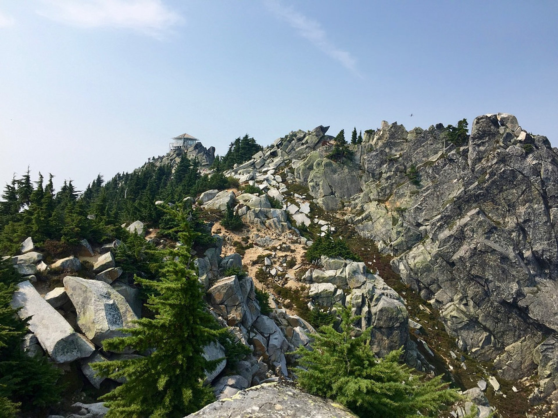 Mount Pilchuck in Seattle - Best Season 2020