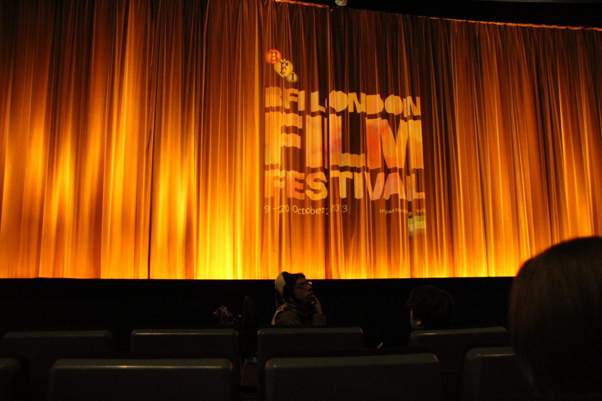 BFI London Film Festival in London 2019 - Best Time