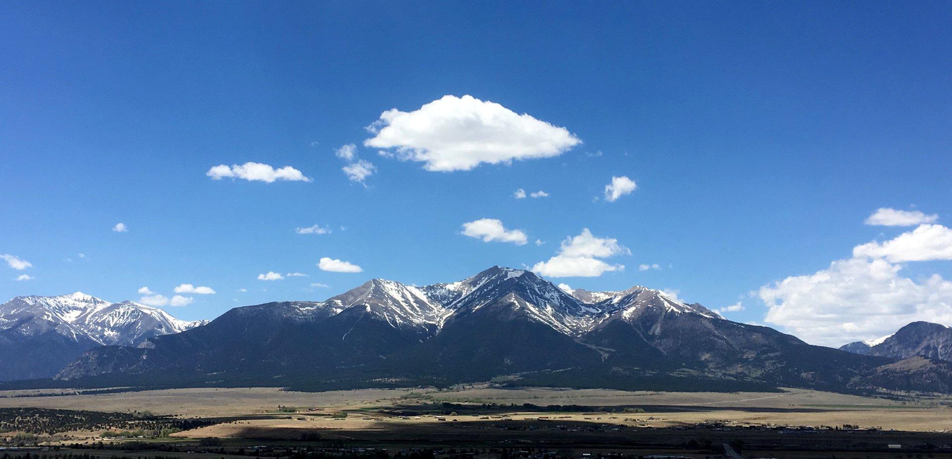 Collegiate Peaks Wilderness in Colorado 2020 - Best Time