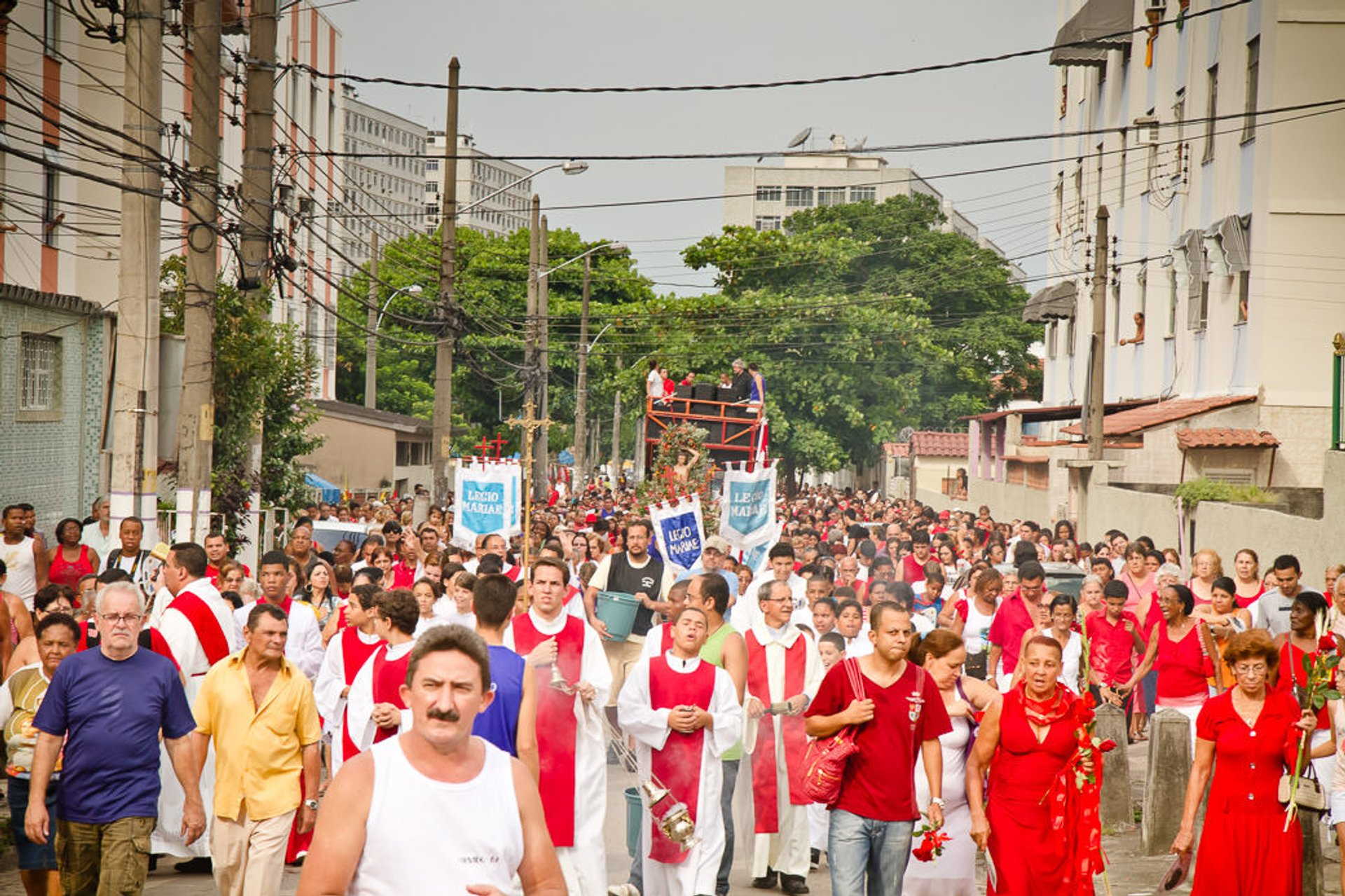 St. Sebastian's Day in Rio de Janeiro - Best Season 2020