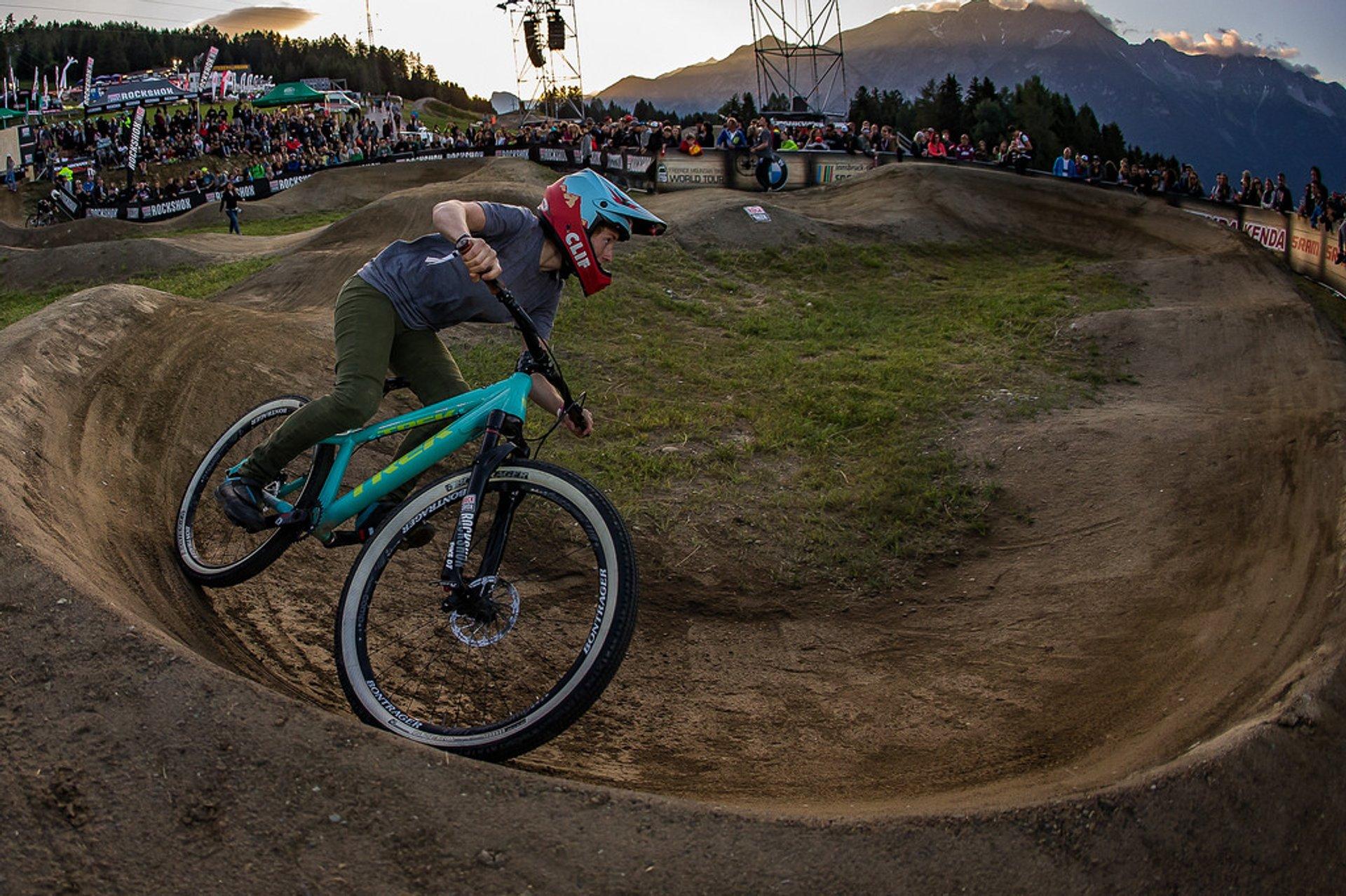 Crankworx Innsbruck - Rockshox Pump Track Challenge 2020