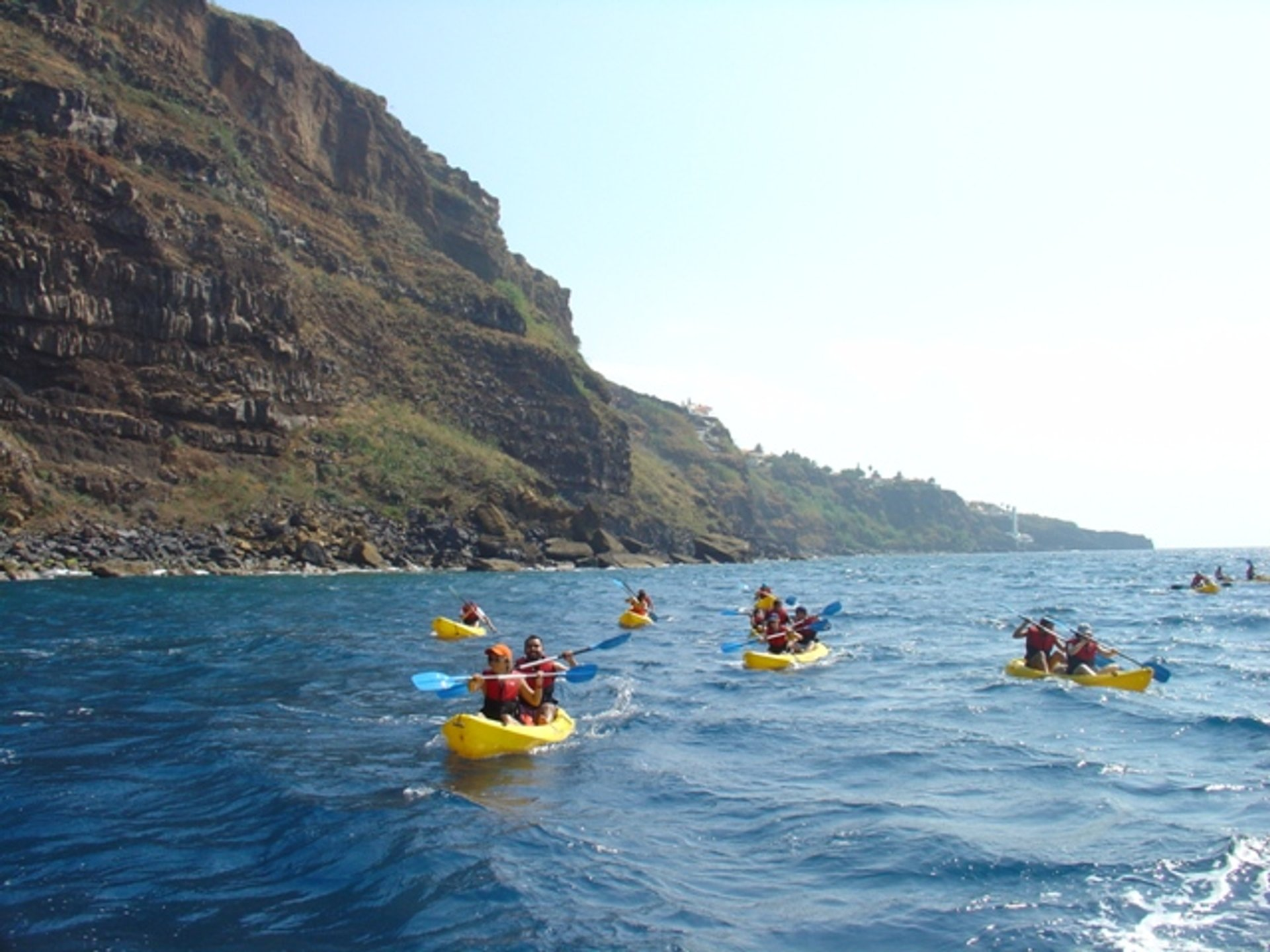 Sea Kayaking and Canoeing in Madeira 2019 - Best Time