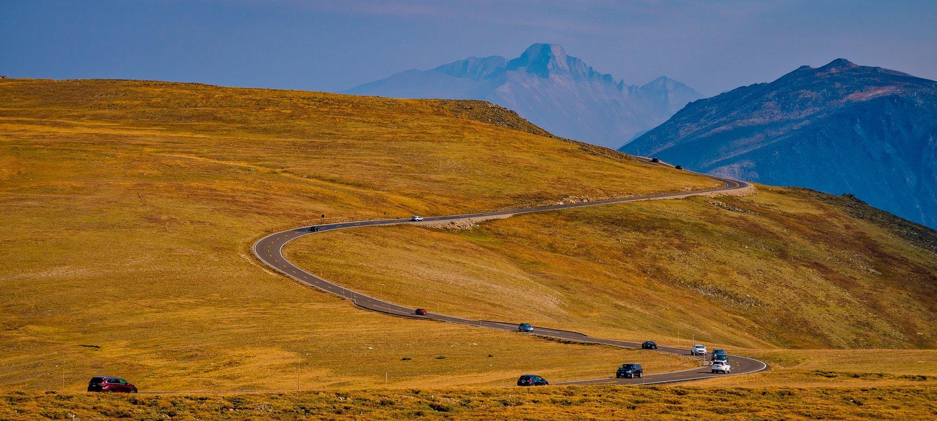 Trail Ridge Road in Colorado 2020 - Best Time