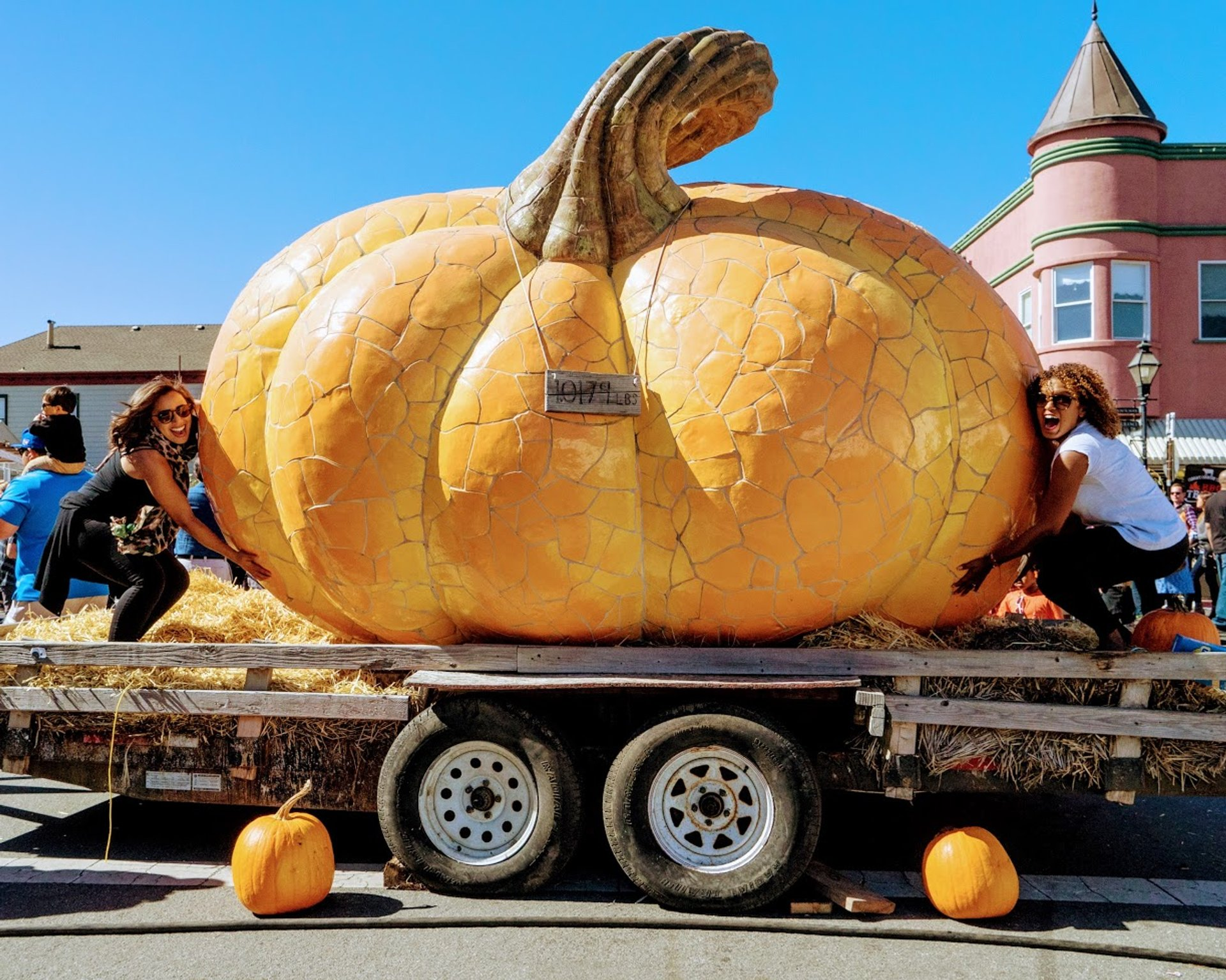 Half Moon Bay Pumpkin Festival in San Francisco 2020 - Best Time