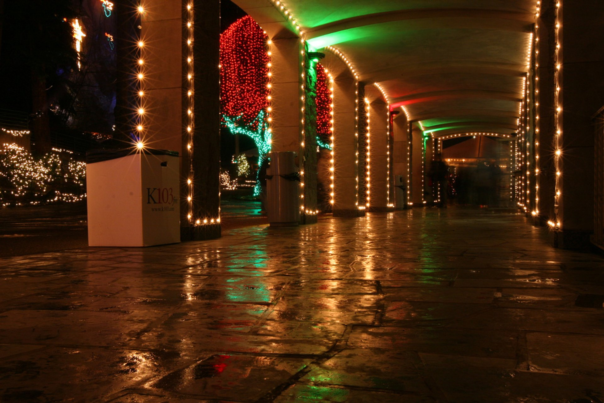 Best time to see The Grotto's Christmas Festival of Lights in Portland 2020