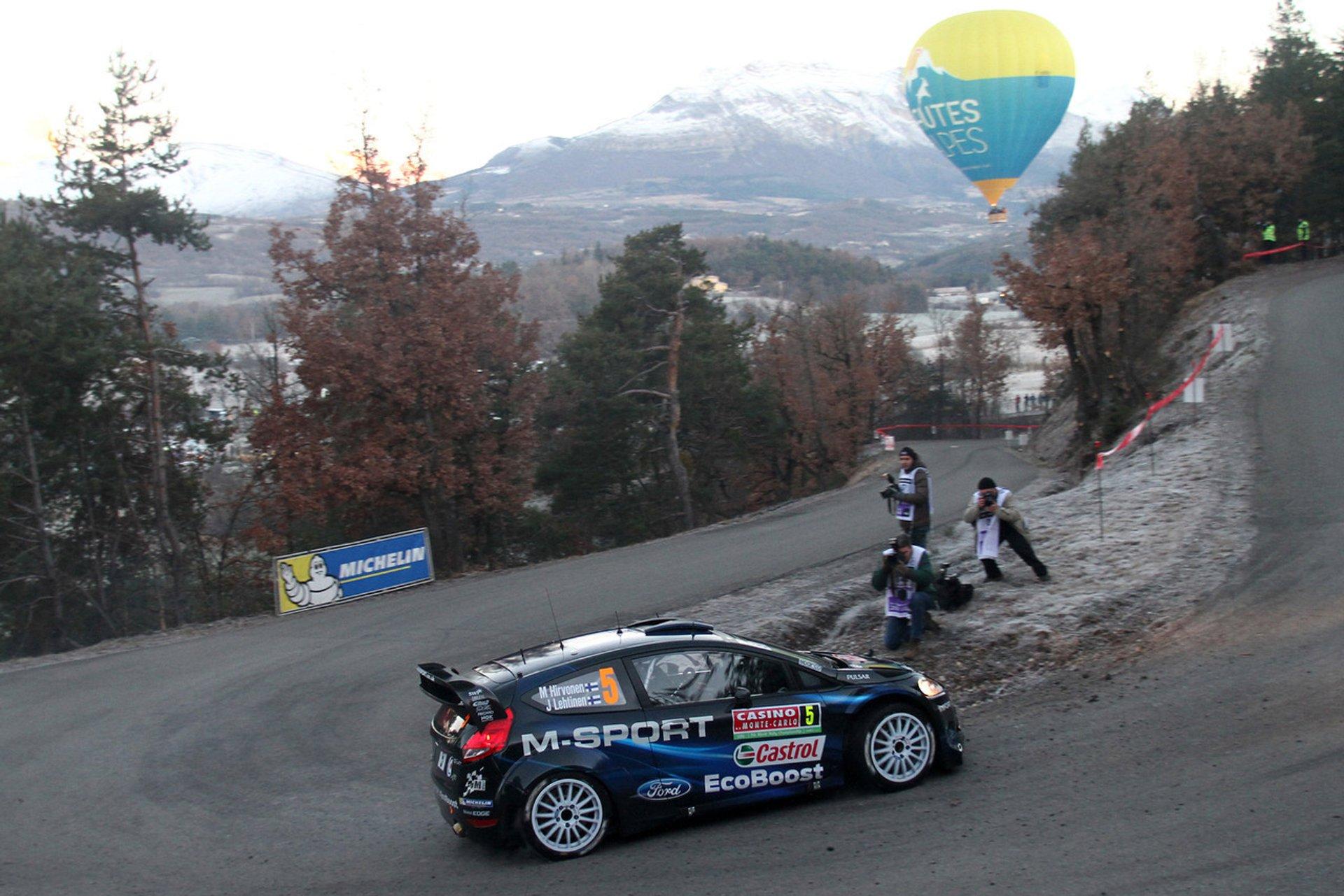 Monte-Carlo Rally in Monaco - Best Season 2019