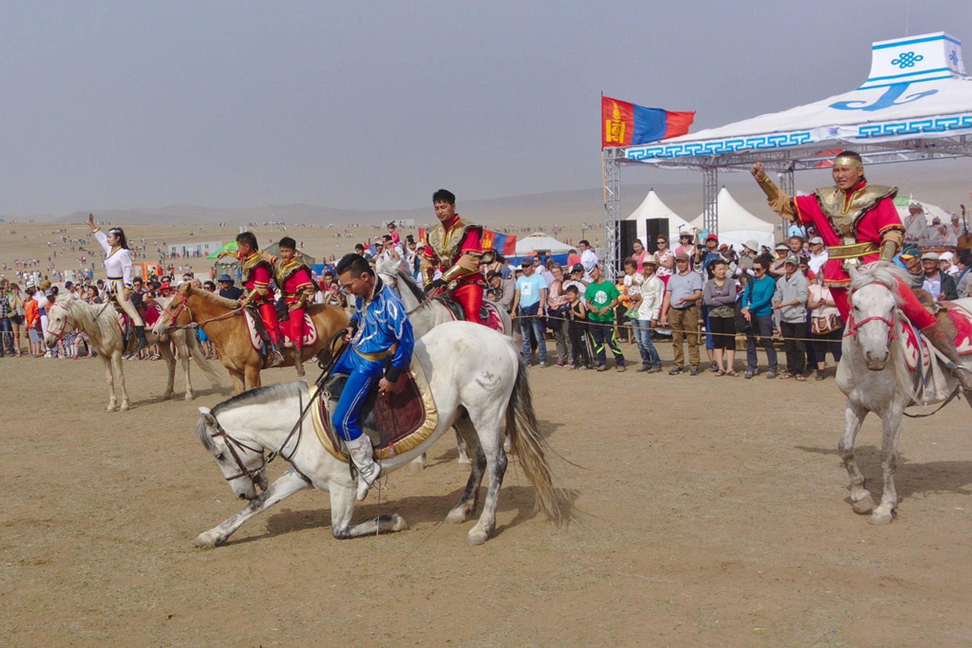 Horse riders 2020