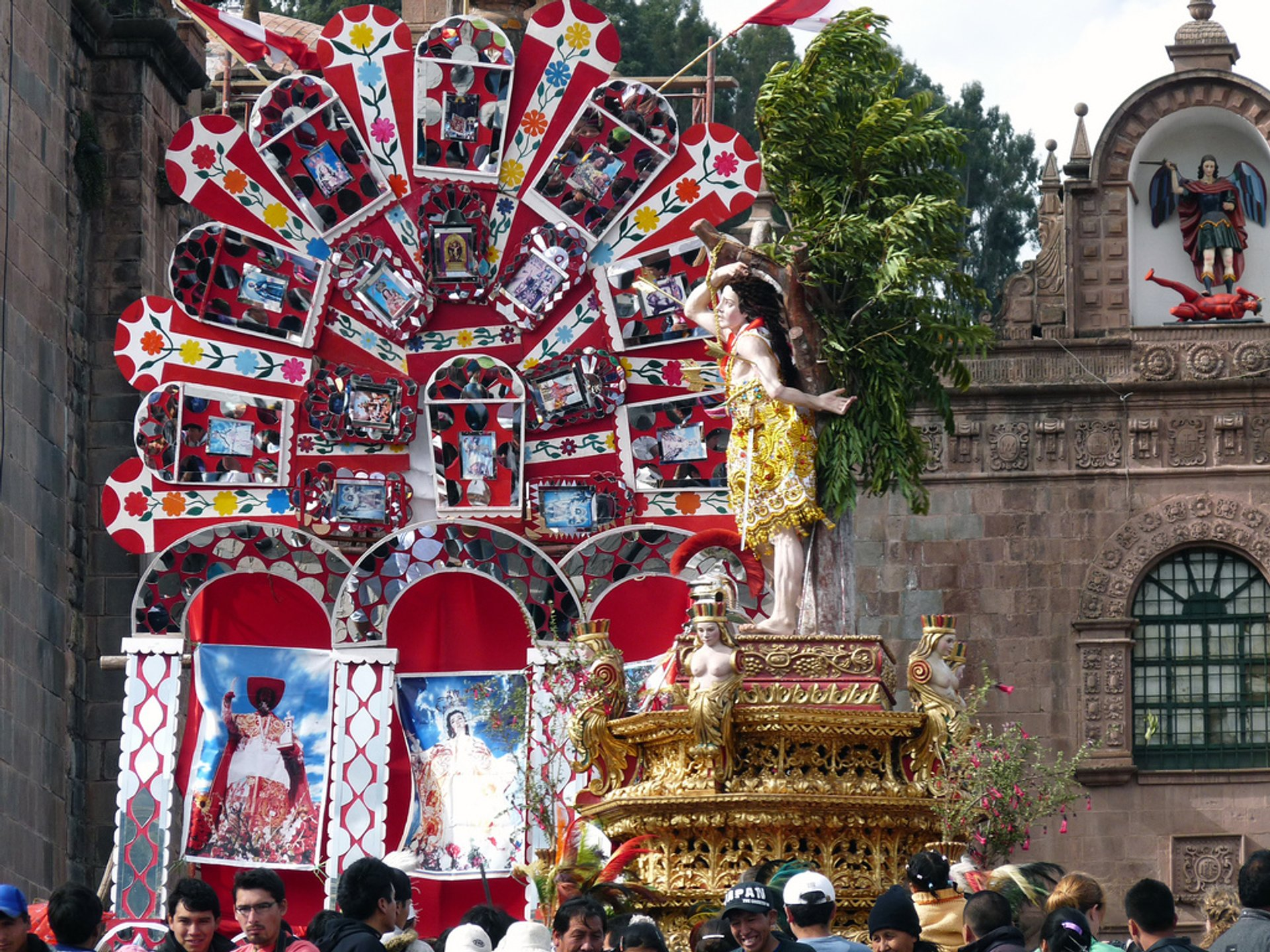 Corpus Christi in Machu Picchu and Cusco - Best Season 2020