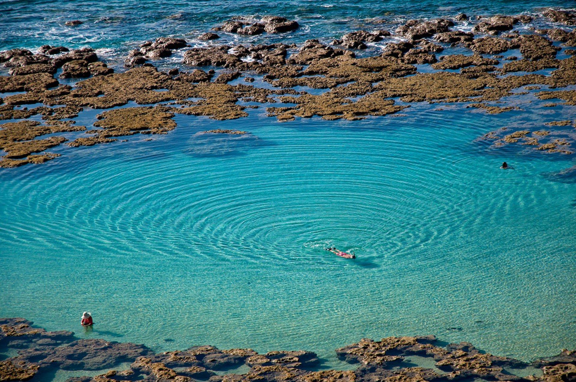 Hanauma Bay Nature Preserve in Hawaii - Best Season