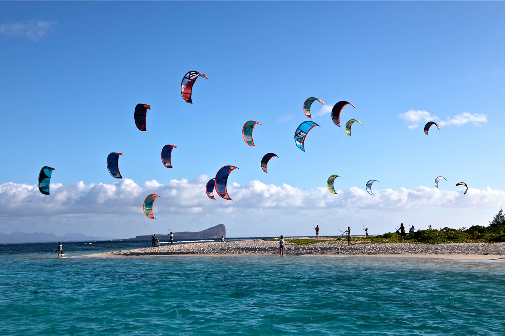 Kiteival in Mauritius 2019 - Best Time
