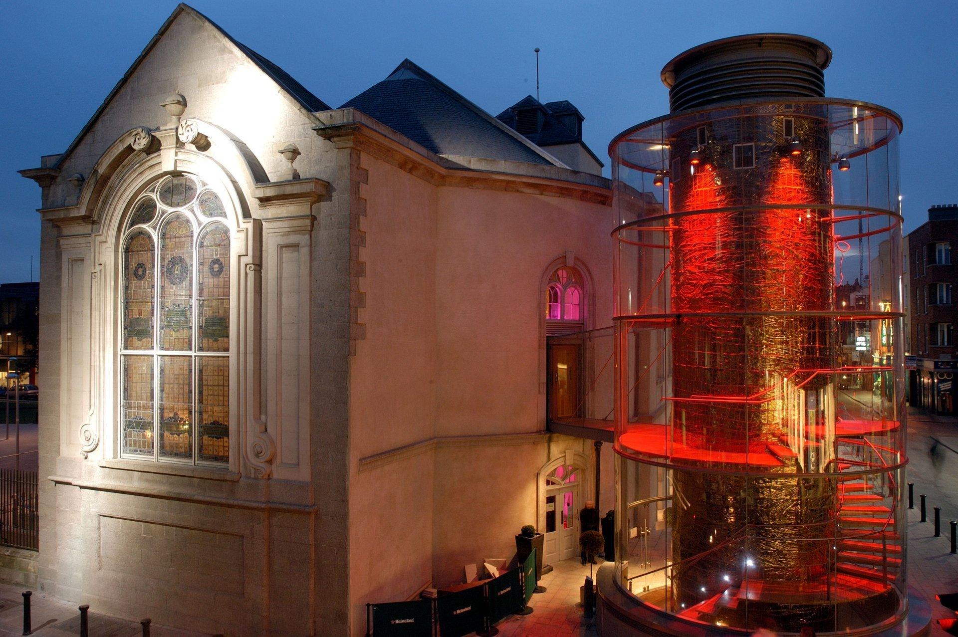 The Church Bar in Dublin - Best Time