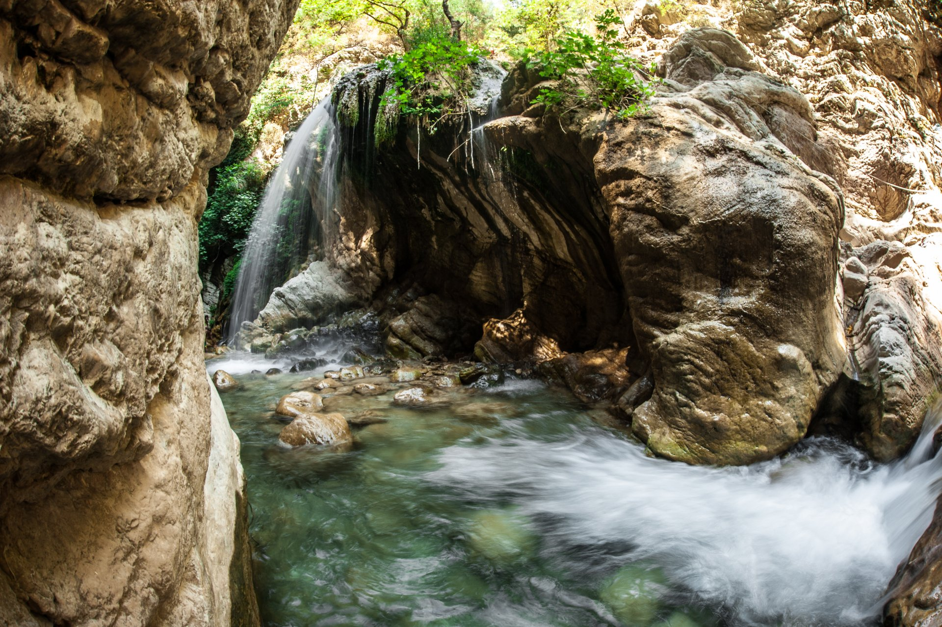 Neda River Hiking in Greece - Best Season 2020
