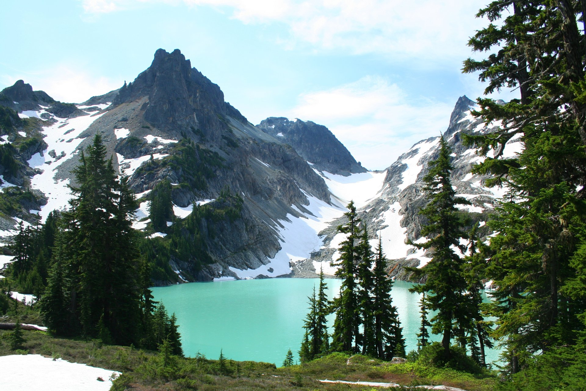 Jade Lake in Washington 2020 - Best Time