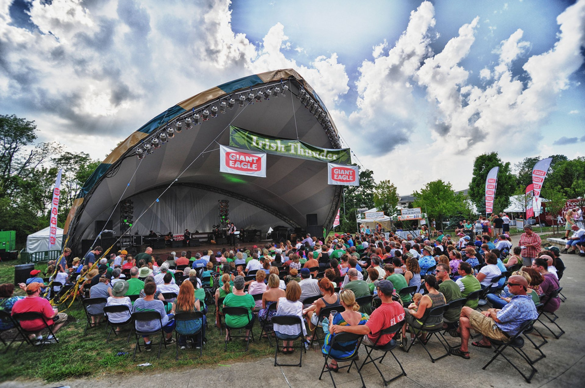 Dublin Irish Festival in Midwest 2020 - Best Time