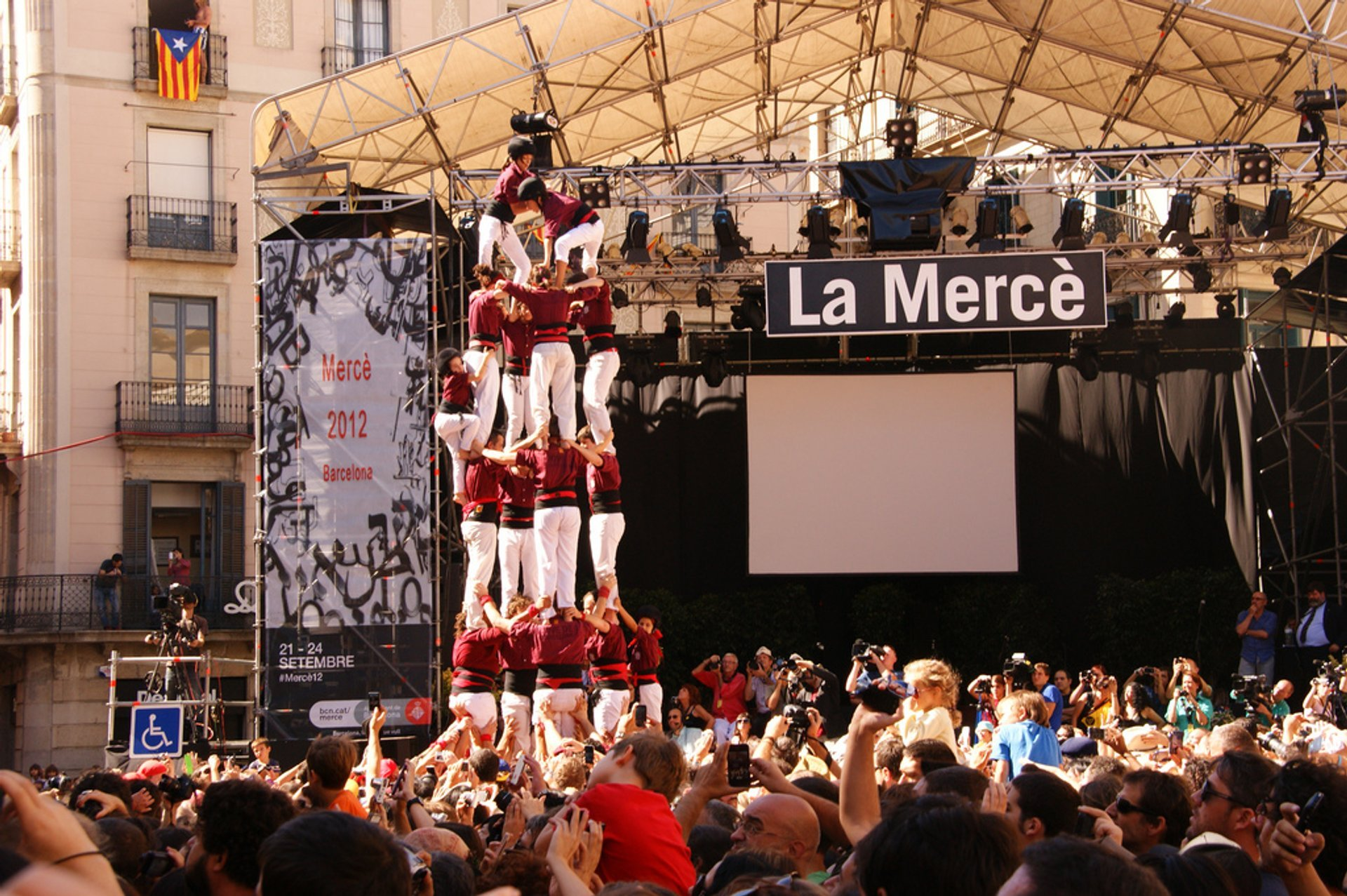 La Merce in Barcelona - Best Season 2020