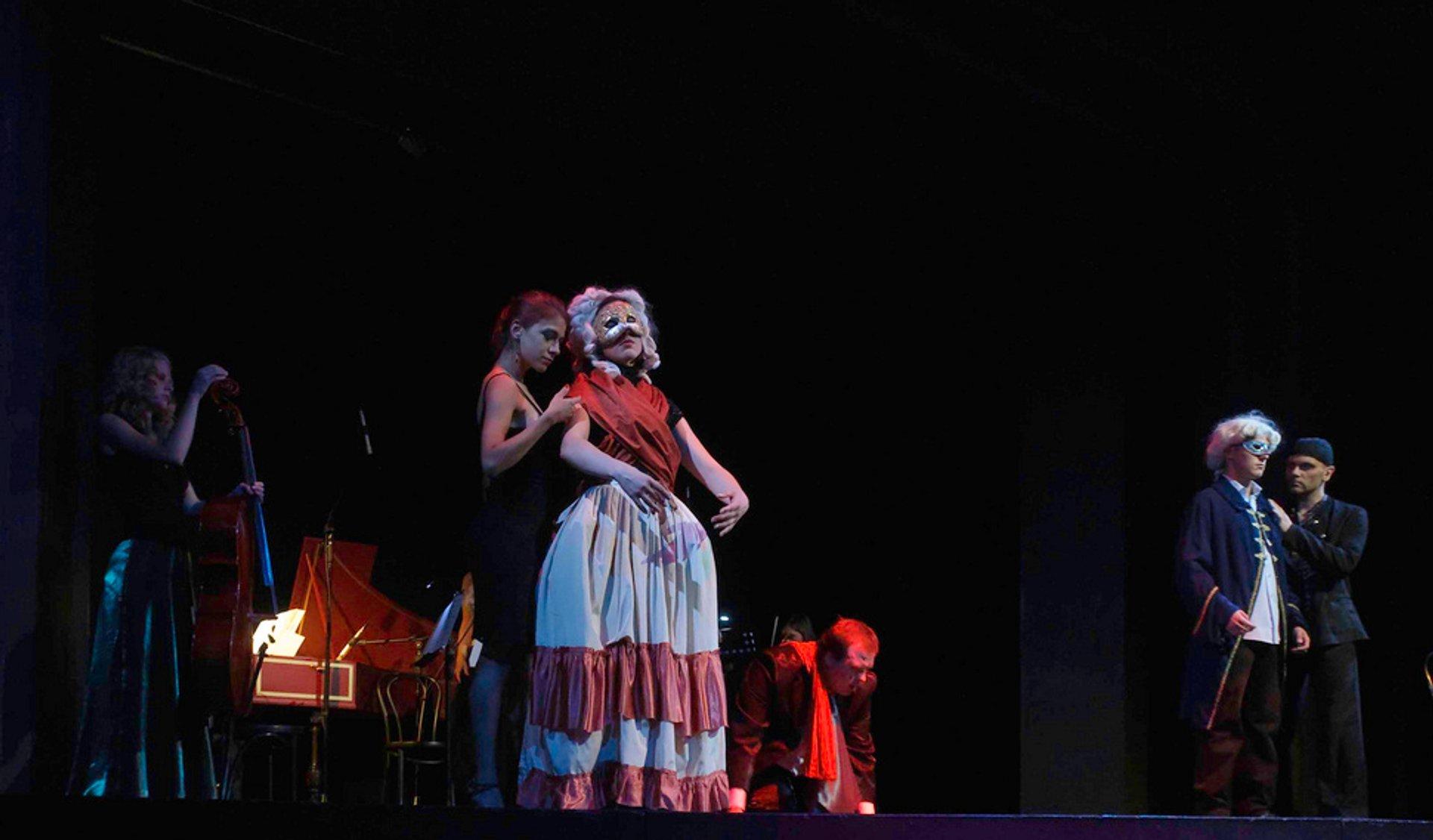 Best time for Summer Opera Festival in Krakow 2020