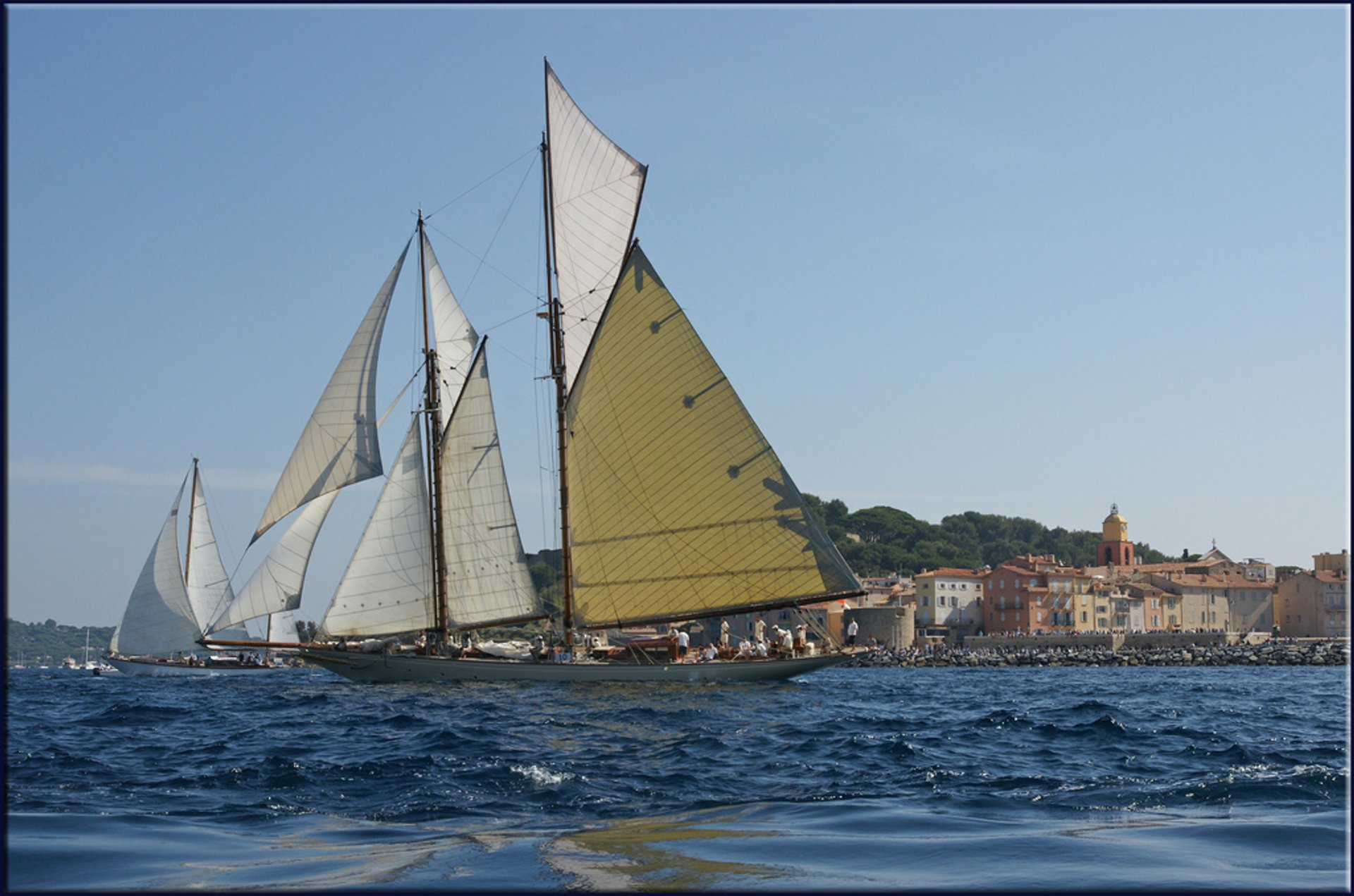 Sailing in Provence & French Riviera - Best Season 2020