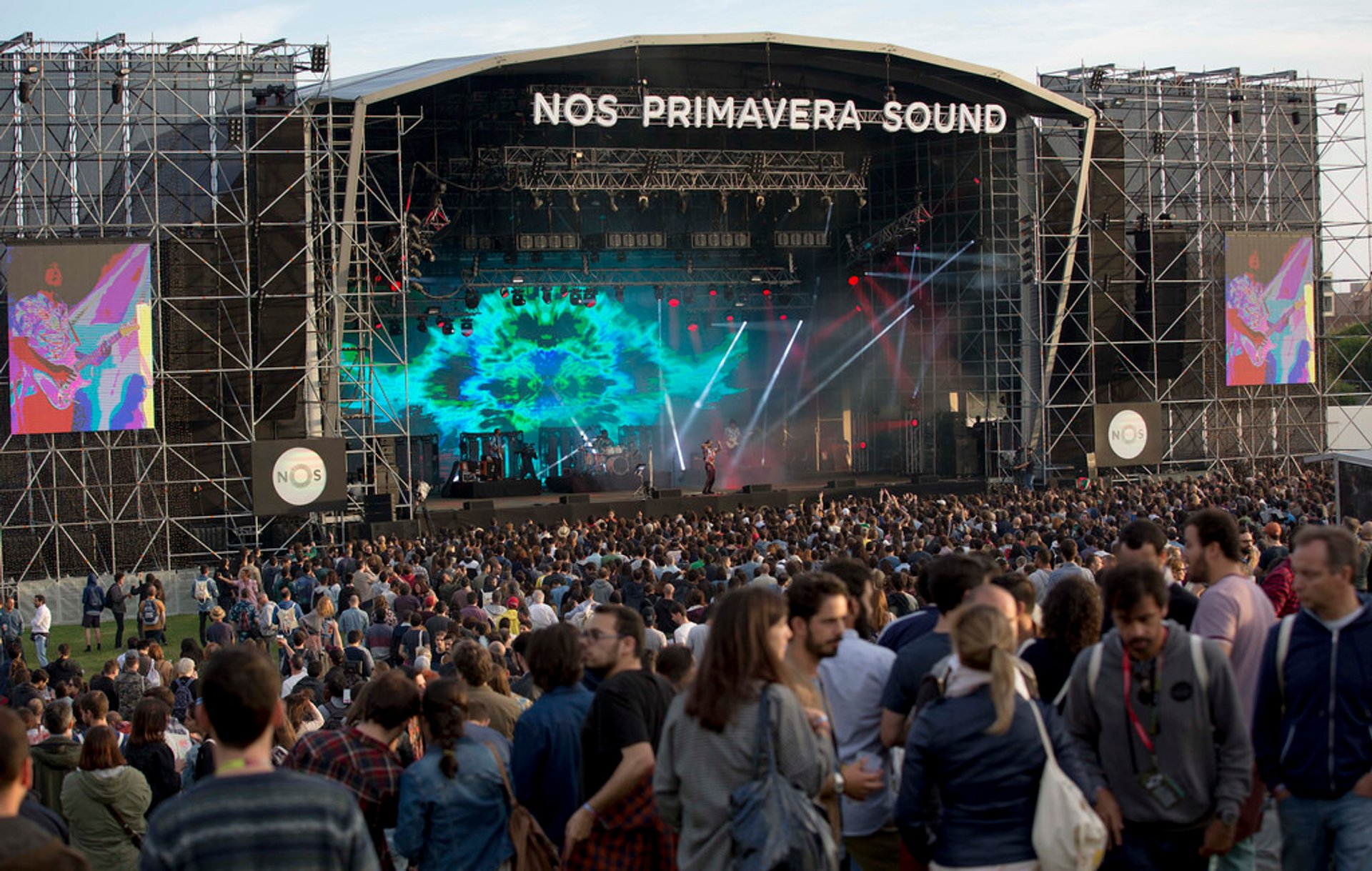 Best time for NOS Primavera Sound 2020