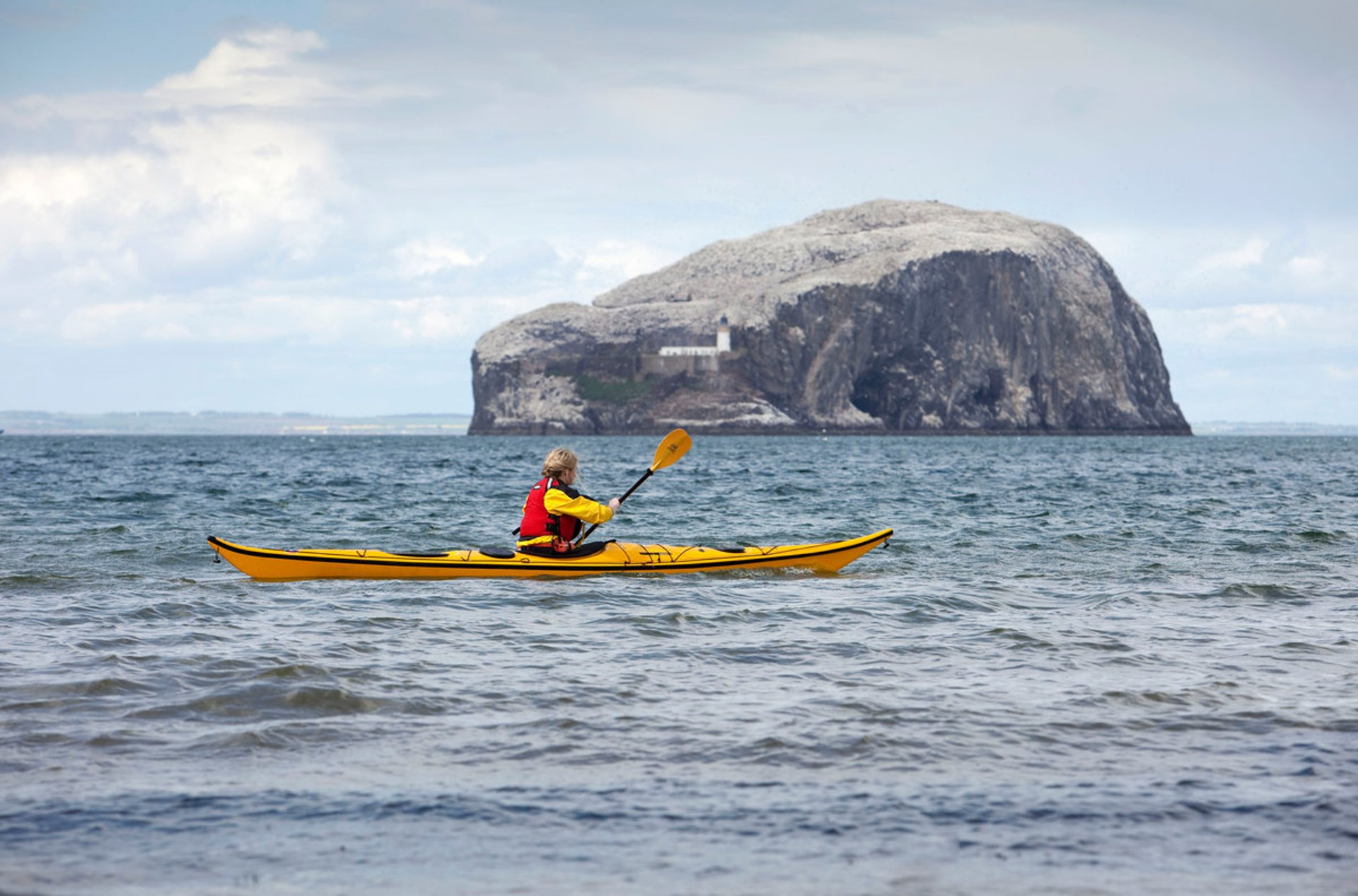 Canoeing, Kayaking and Sea Kayaking in Scotland - Best Time