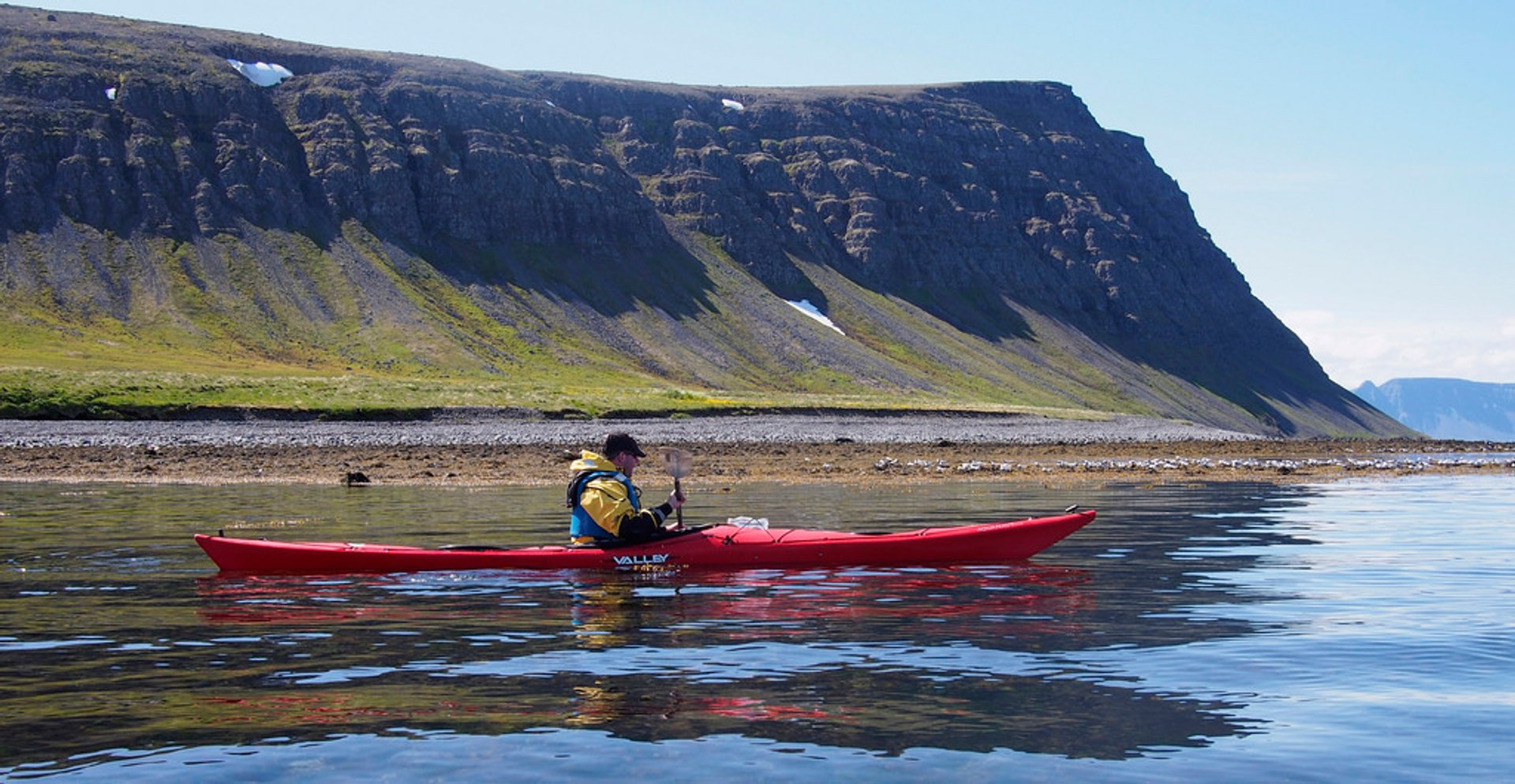 Fjord Kayaking in Iceland 2019 - Best Time