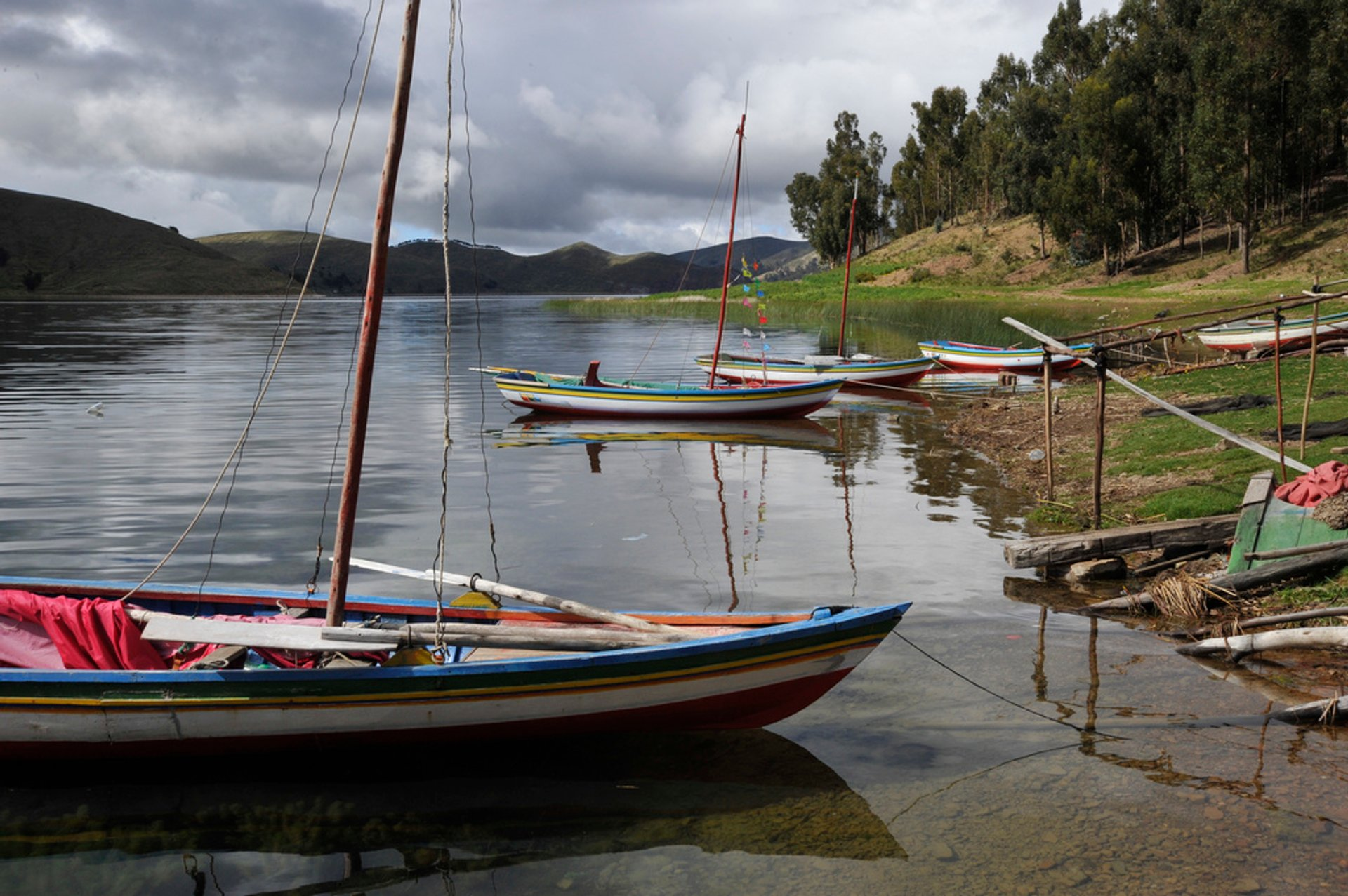 Cruise and Sail on Lake Titicaca in Bolivia - Best Season 2020