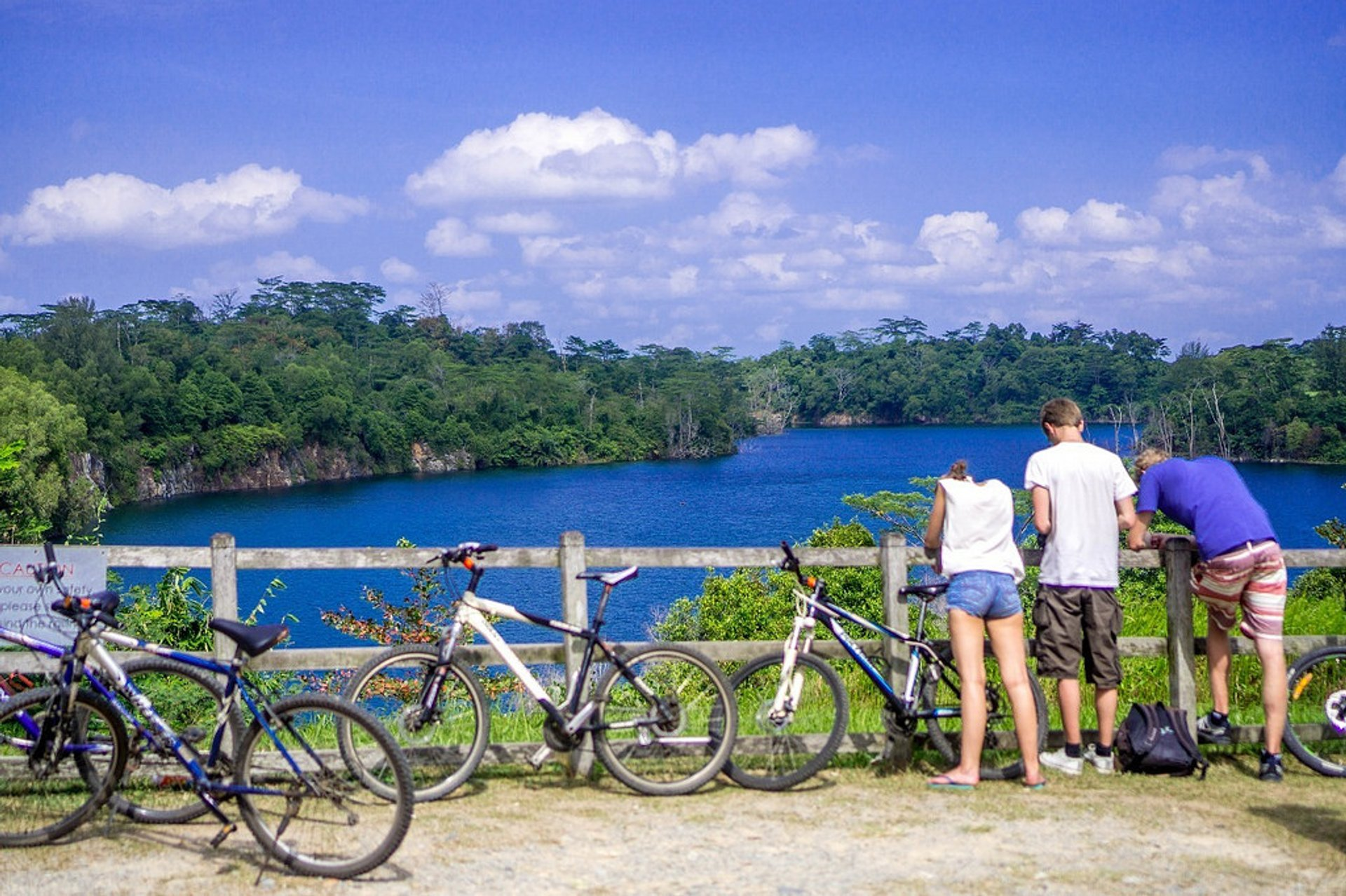Best time for Ride Bikes on Pulau Ubin in Singapore 2020