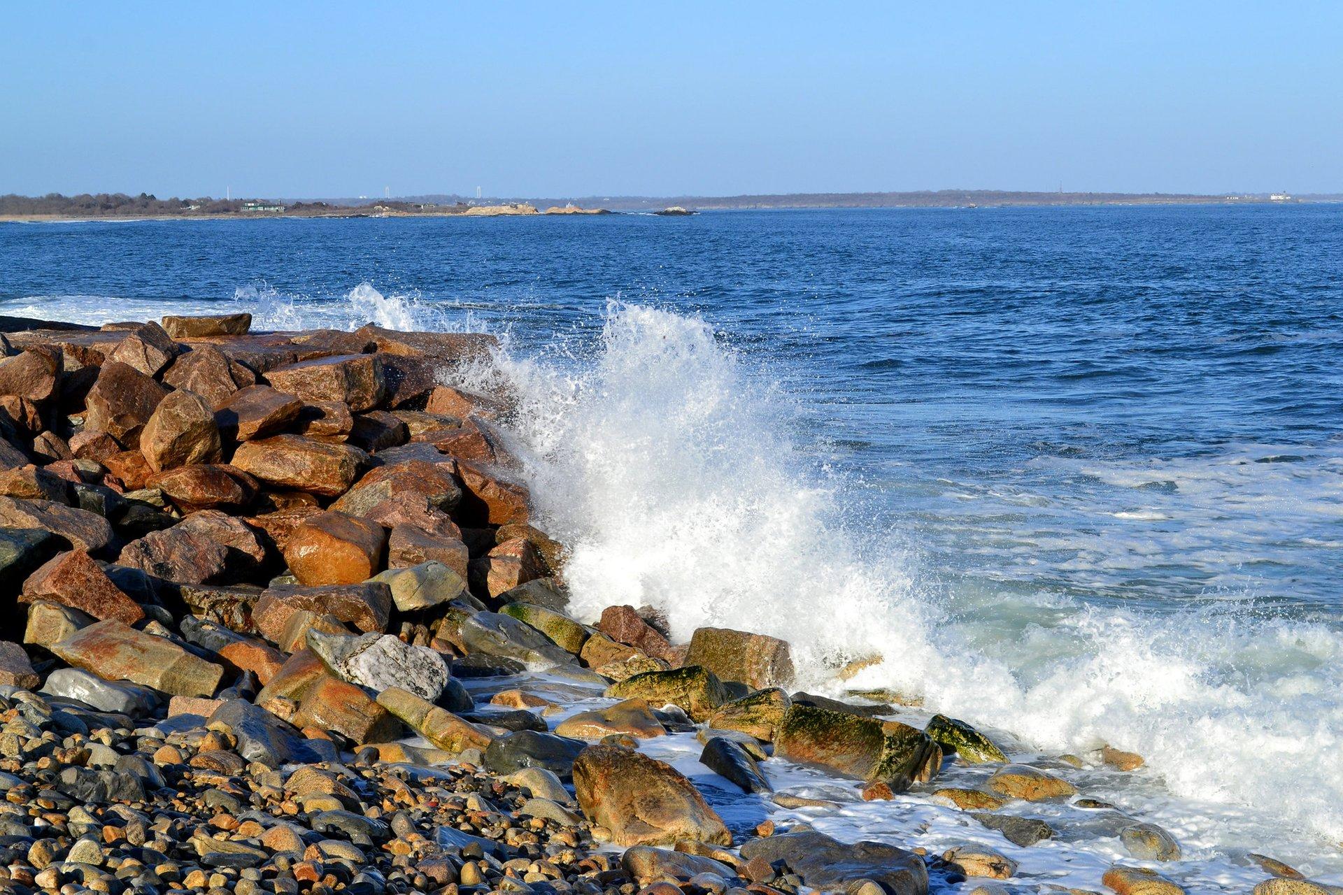 Narragansett Beach 2020