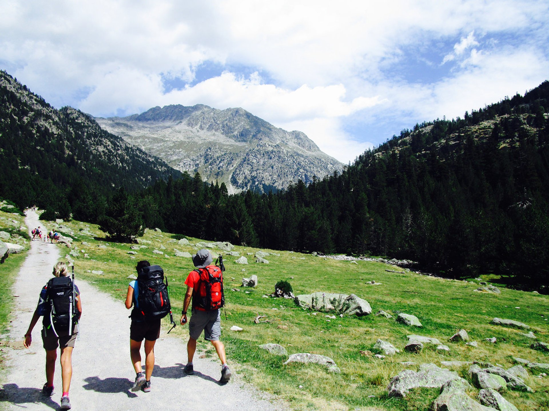 Best time for Aigüestortes and Sant Maurici Lake National Park in Spain