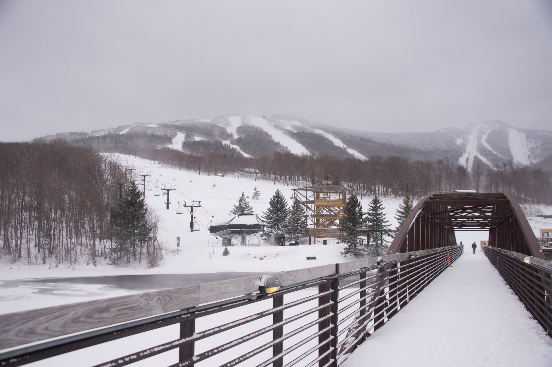 Skiing and Snowboarding  in Vermont 2020 - Best Time