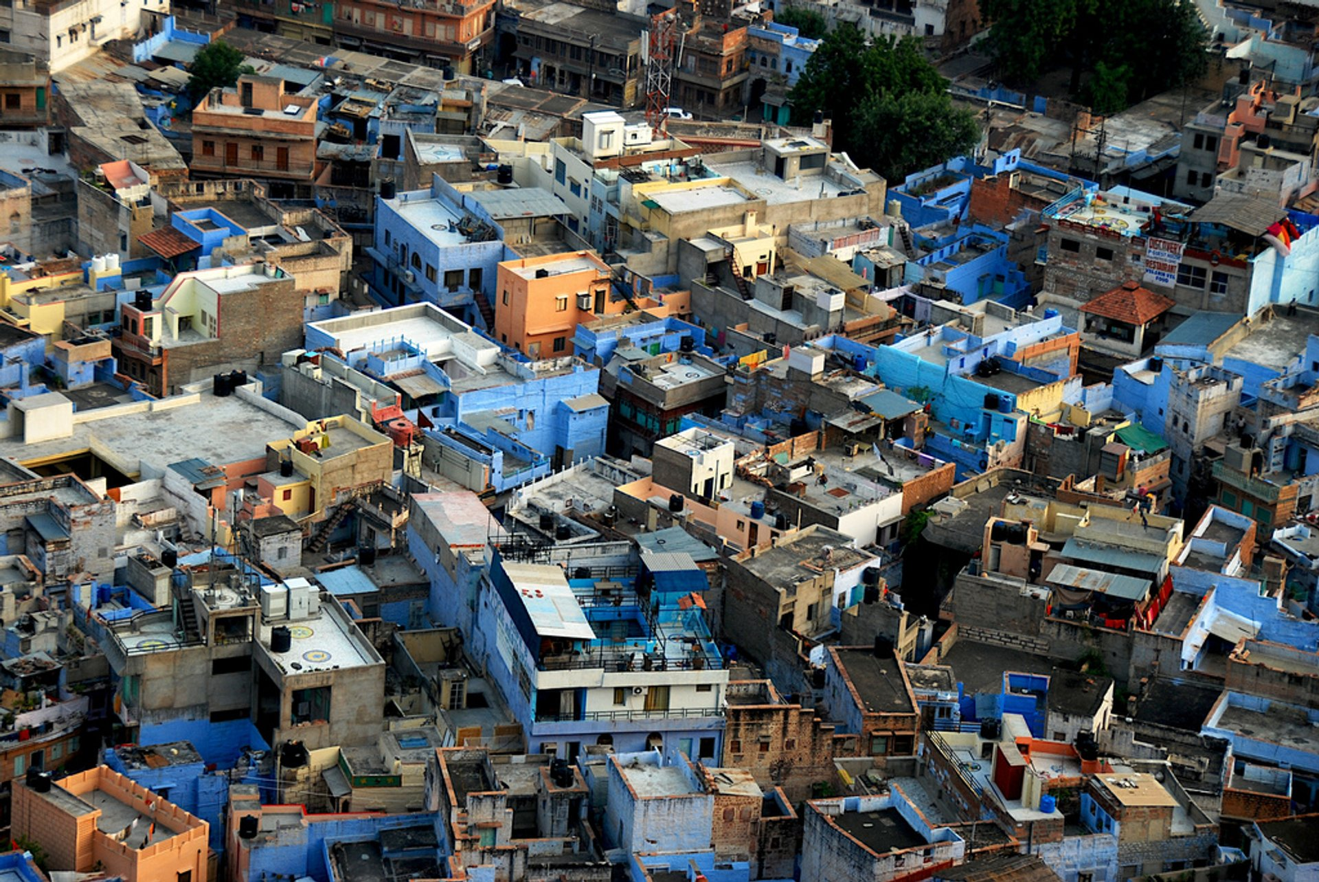 The Blue City of Jodhpur in India - Best Time