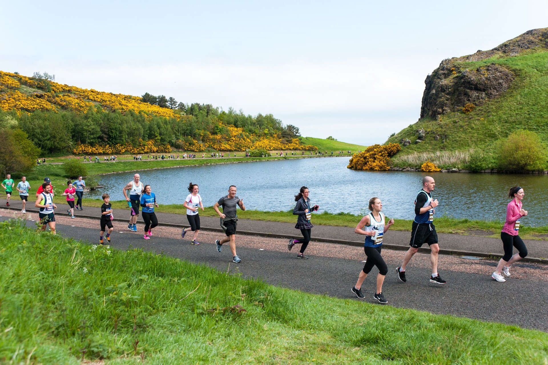 Edinburgh Marathon in Edinburgh - Best Season 2020