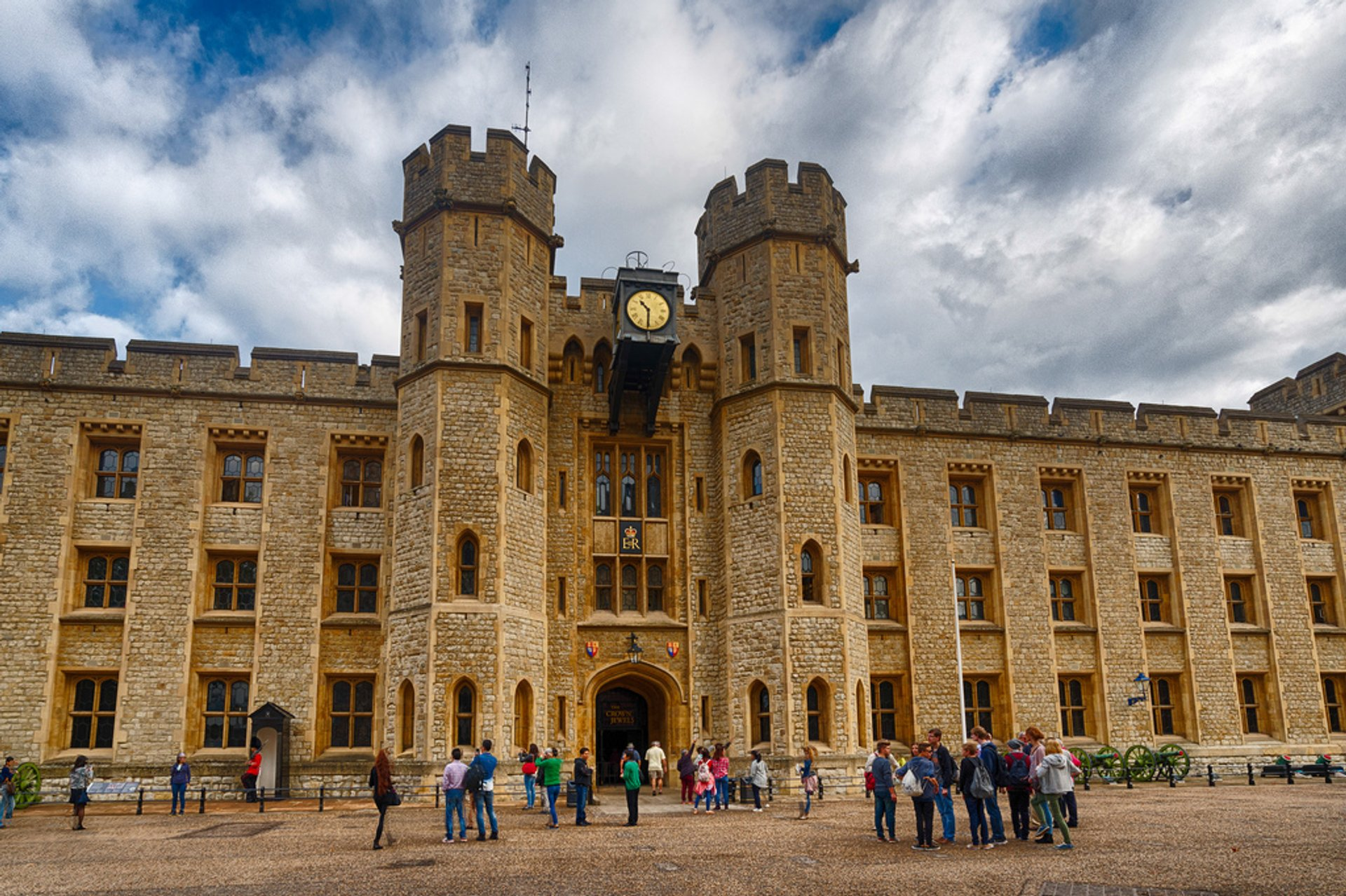 The Crown Jewels, Tower of London 2020