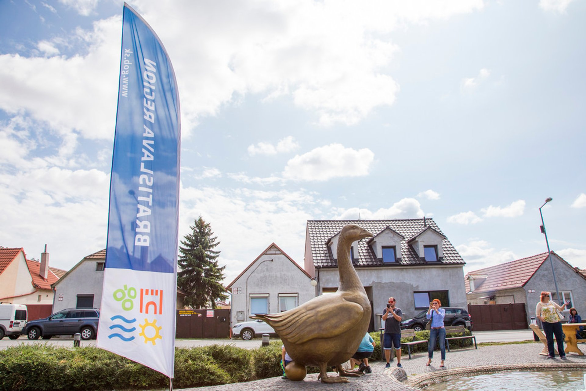 Goose & Duck Feast in Slovenský Grob in Slovakia 2020 - Best Time