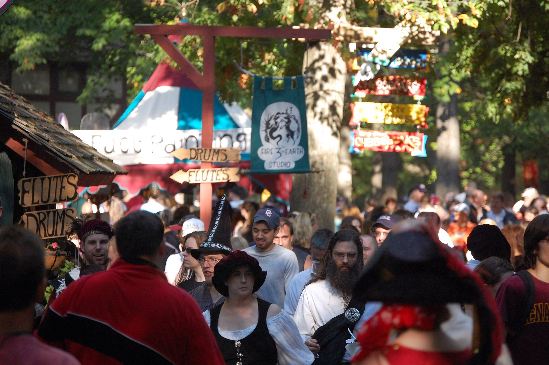 Best time for Maryland Renaissance Festival in Maryland 2020
