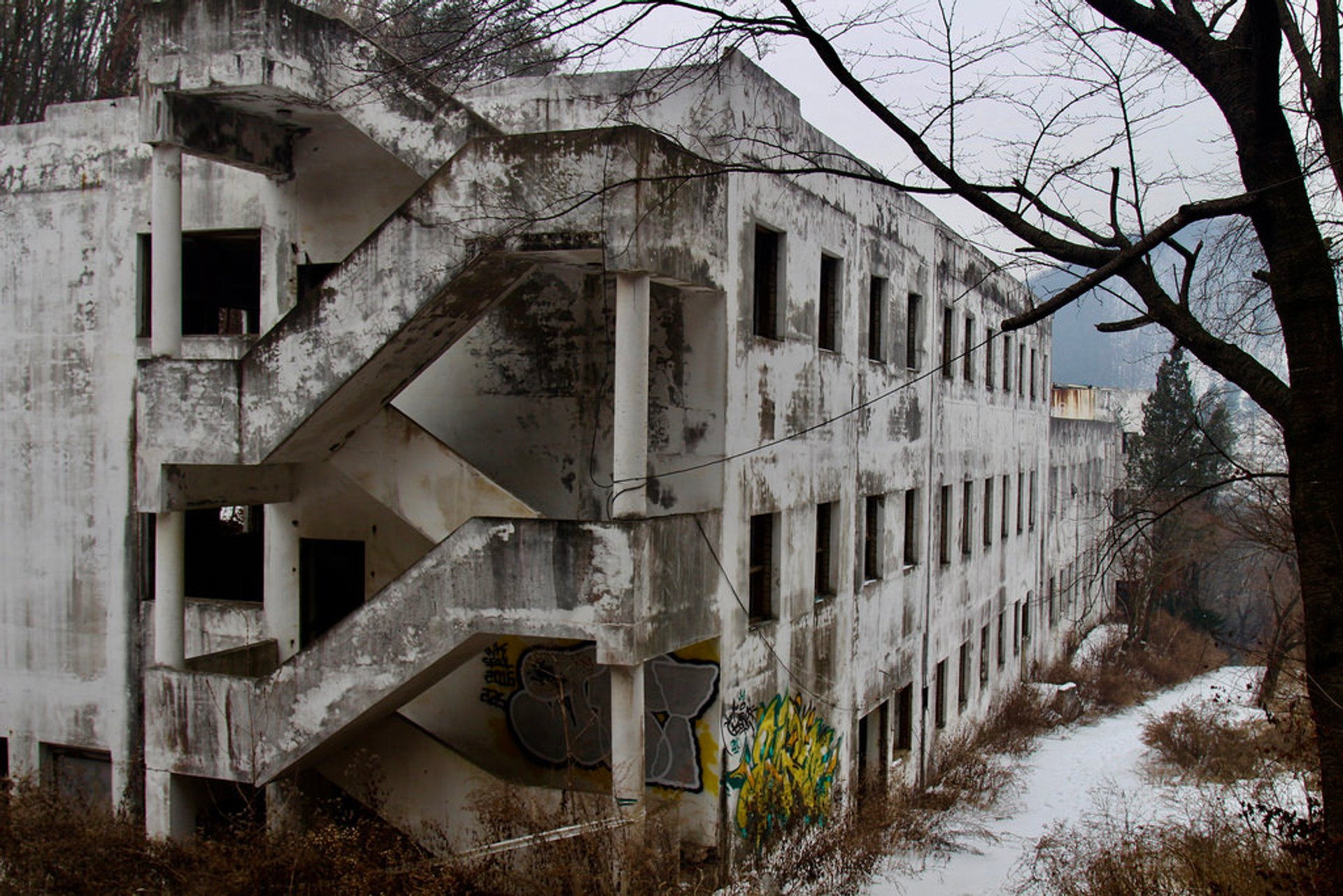Gonjiam Psychiatric Hospital in South Korea - Best Season