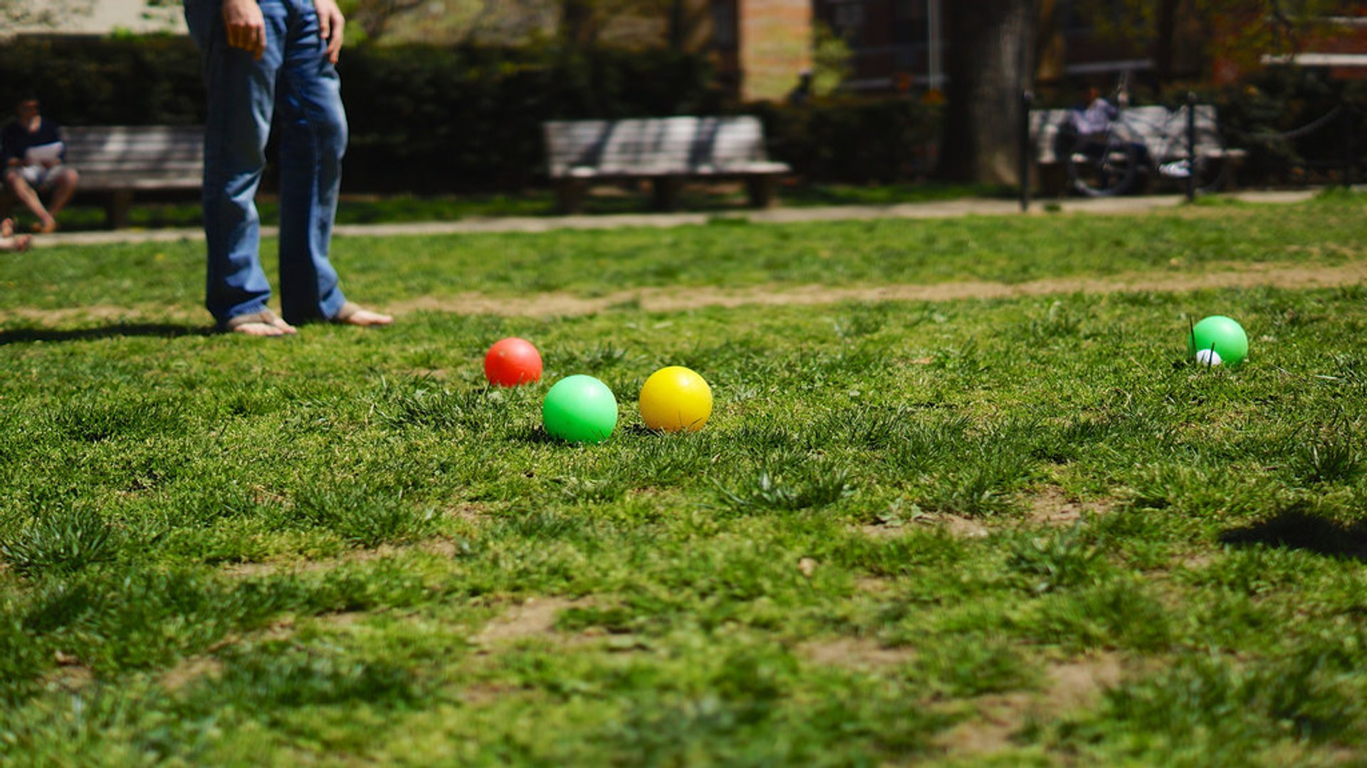 Bocce in Boston - Best Time