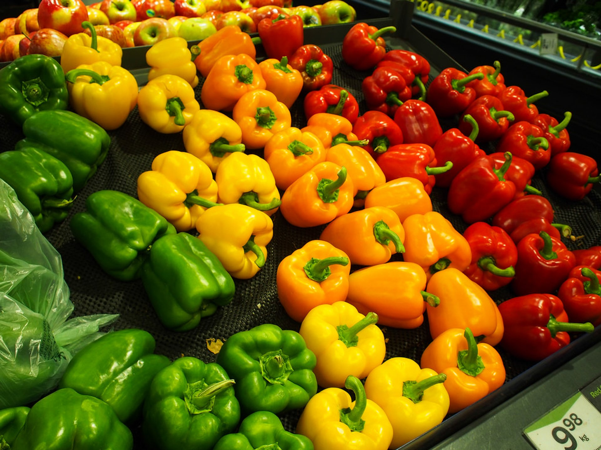 Capsicum in Australia - Best Time