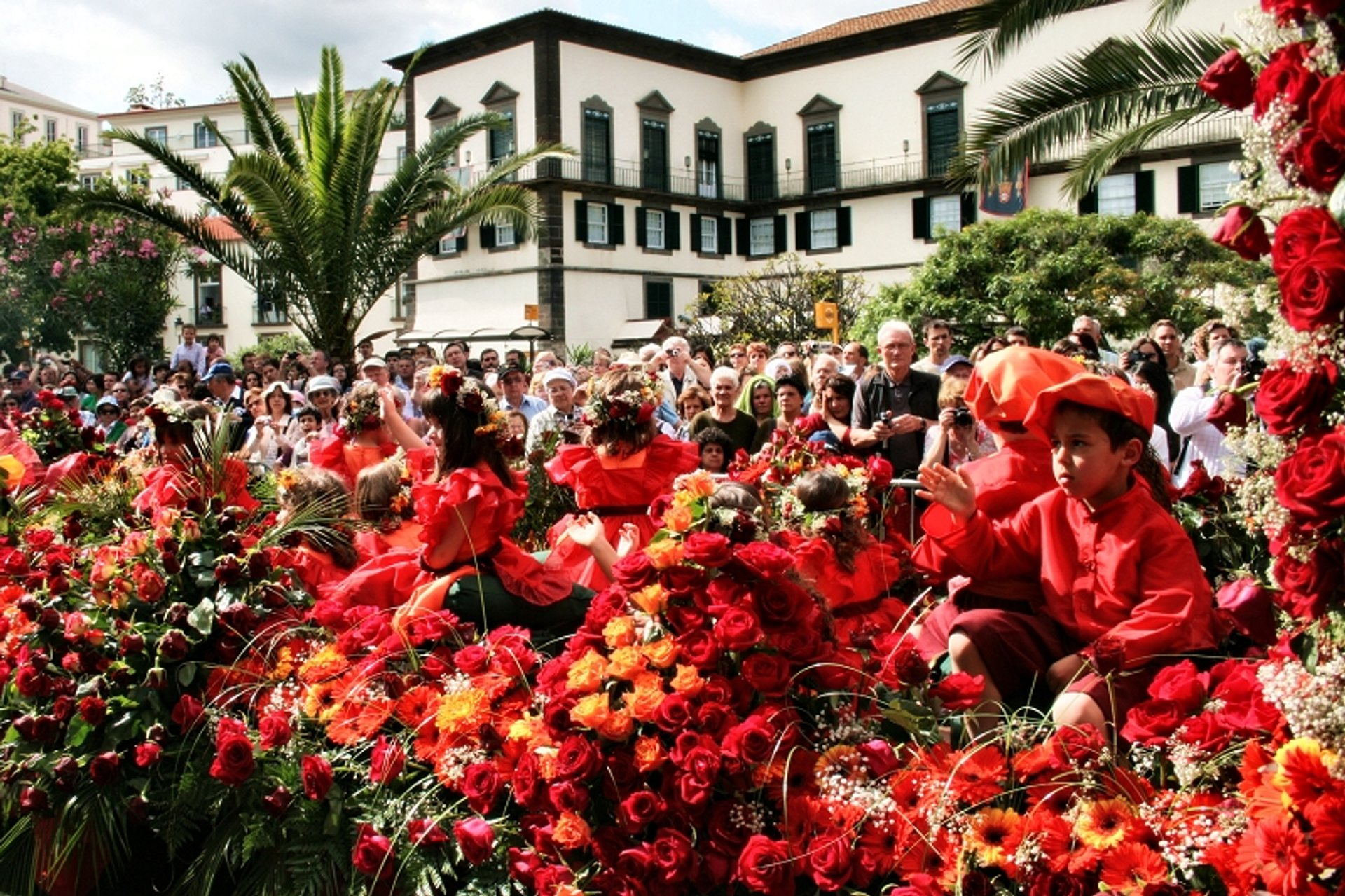 Madeira Flower Festival in Madeira - Best Season 2020