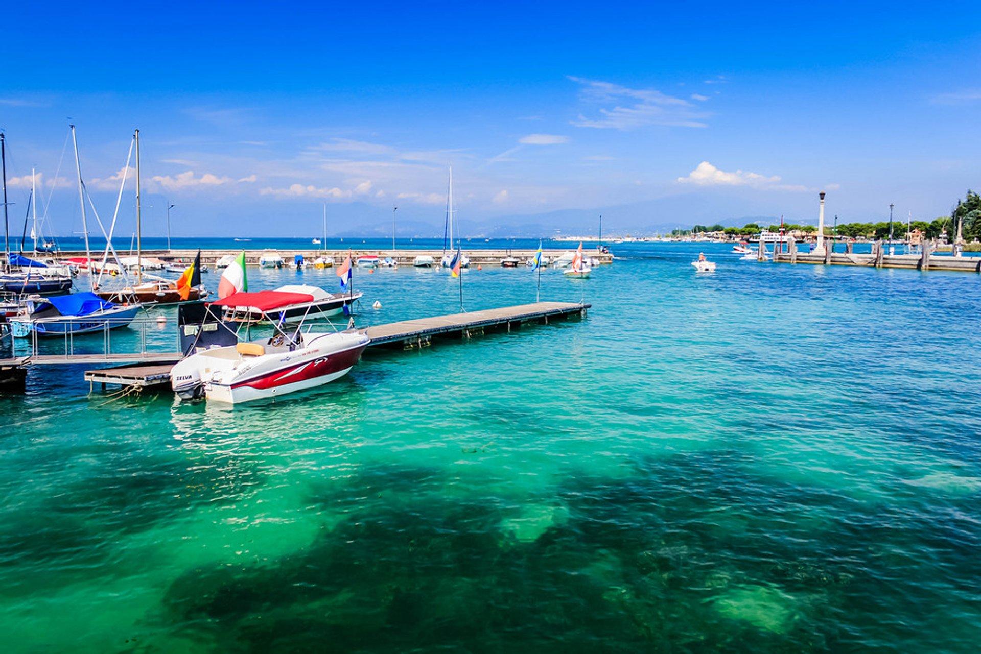 Lake Garda Holidays in Milan - Best Season 2020