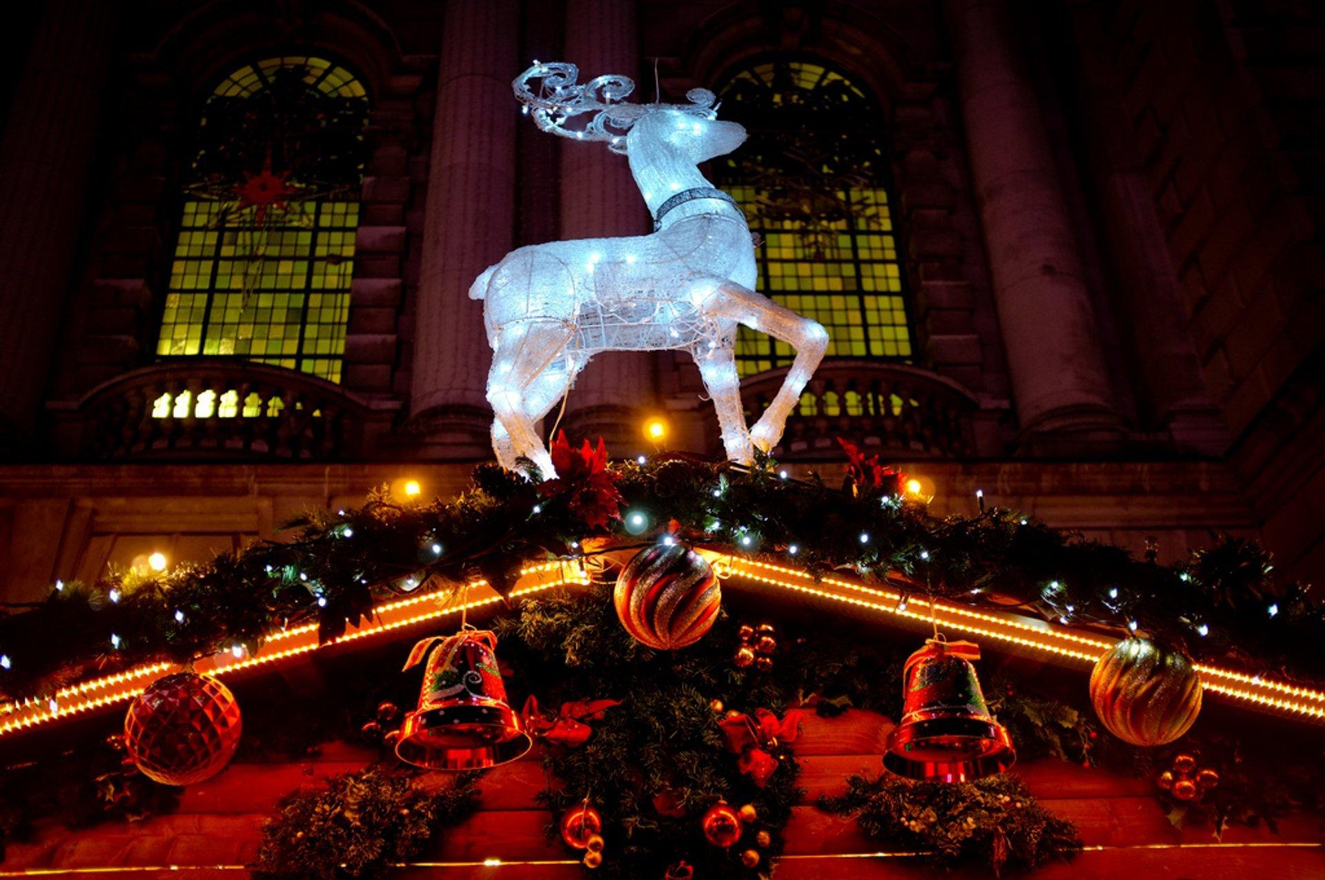Belfast Christmas Market 2020