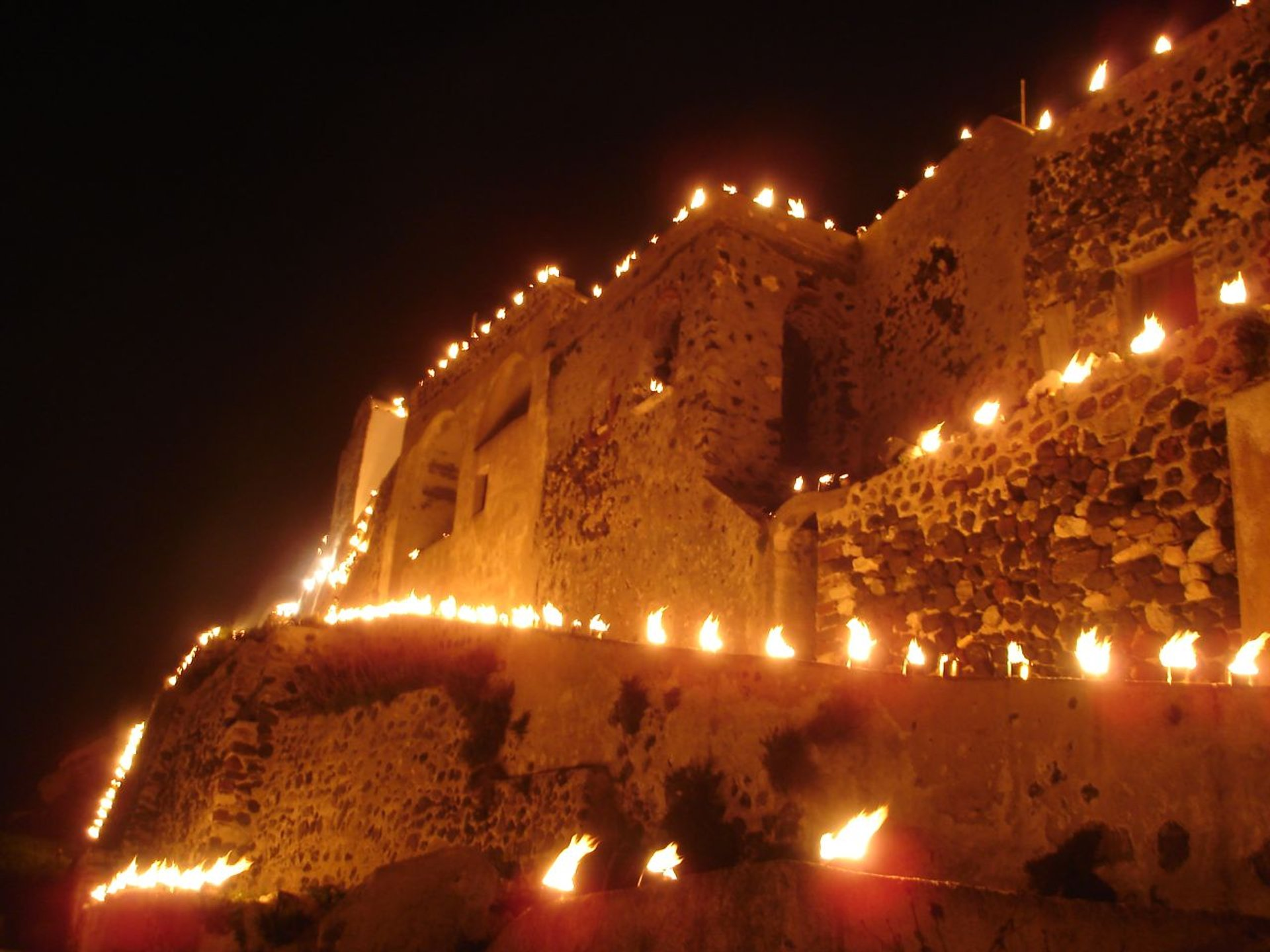 Greek Orthodox Easter and Holy Week in Santorini 2020 - Best Time