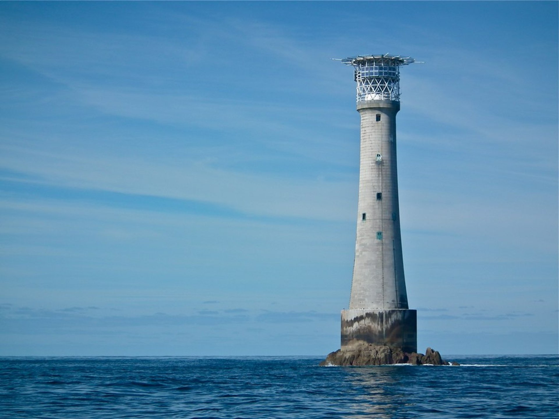 Bishop Rock Lighthouse in England 2020 - Best Time