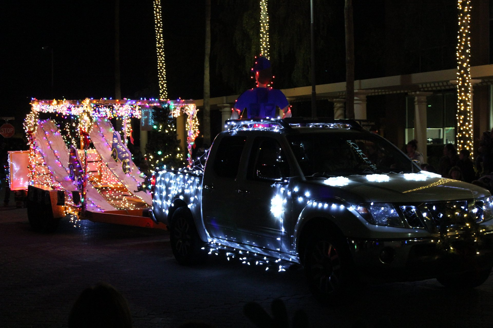 Best time for Chandler Parade of Lights 2020
