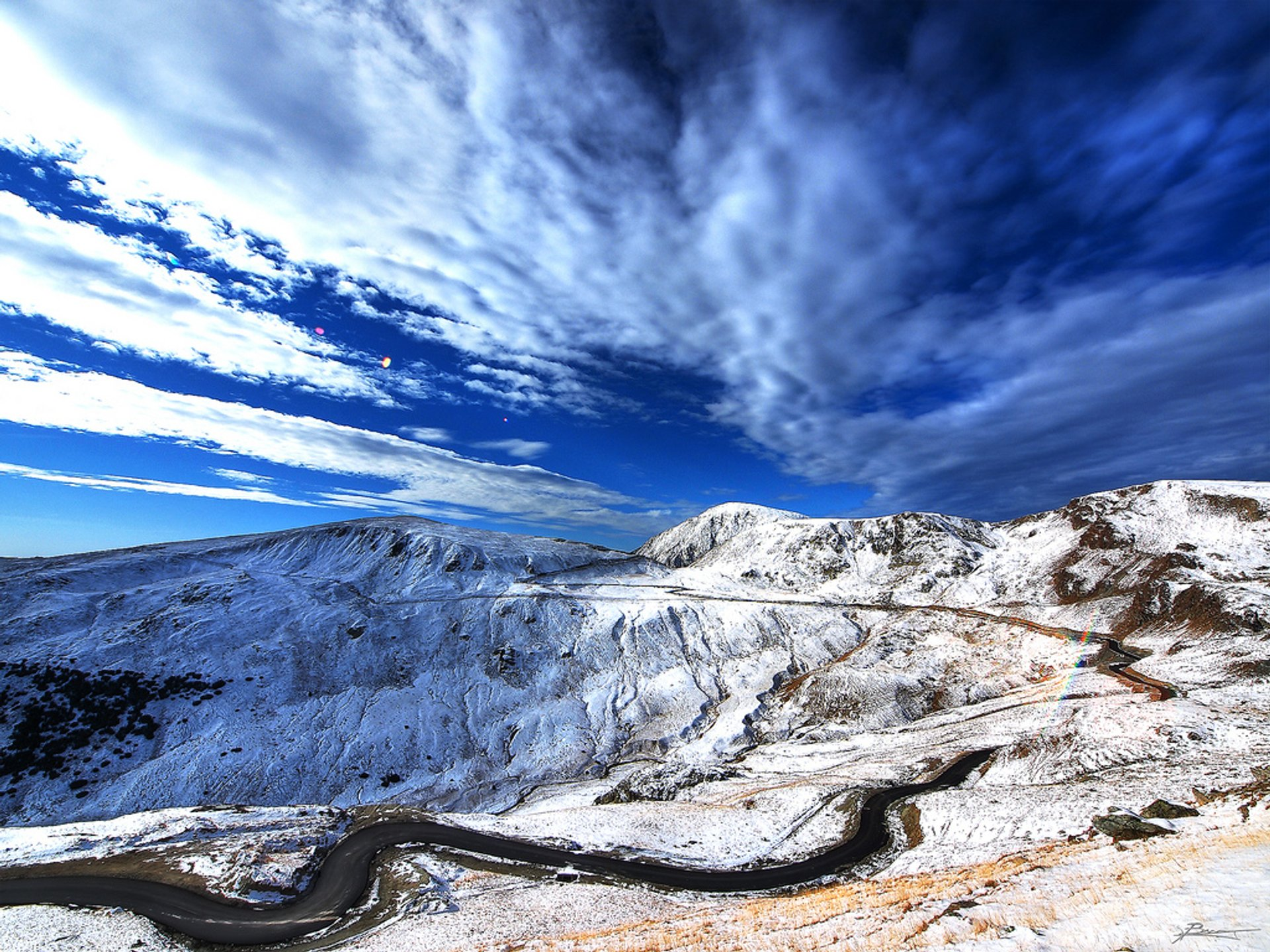 Best time for Transalpina Road in Romania 2020