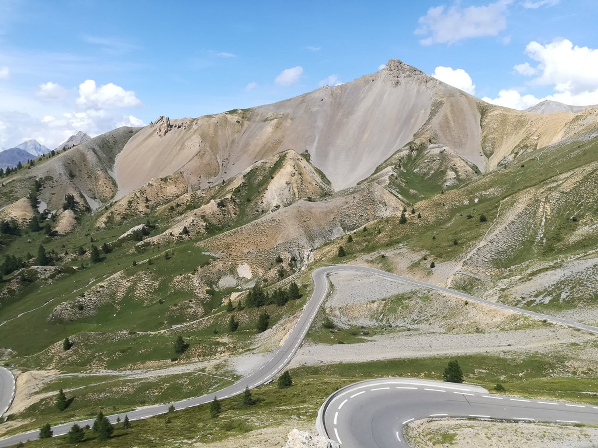 Best time to see Col d'Izoard in France 2020
