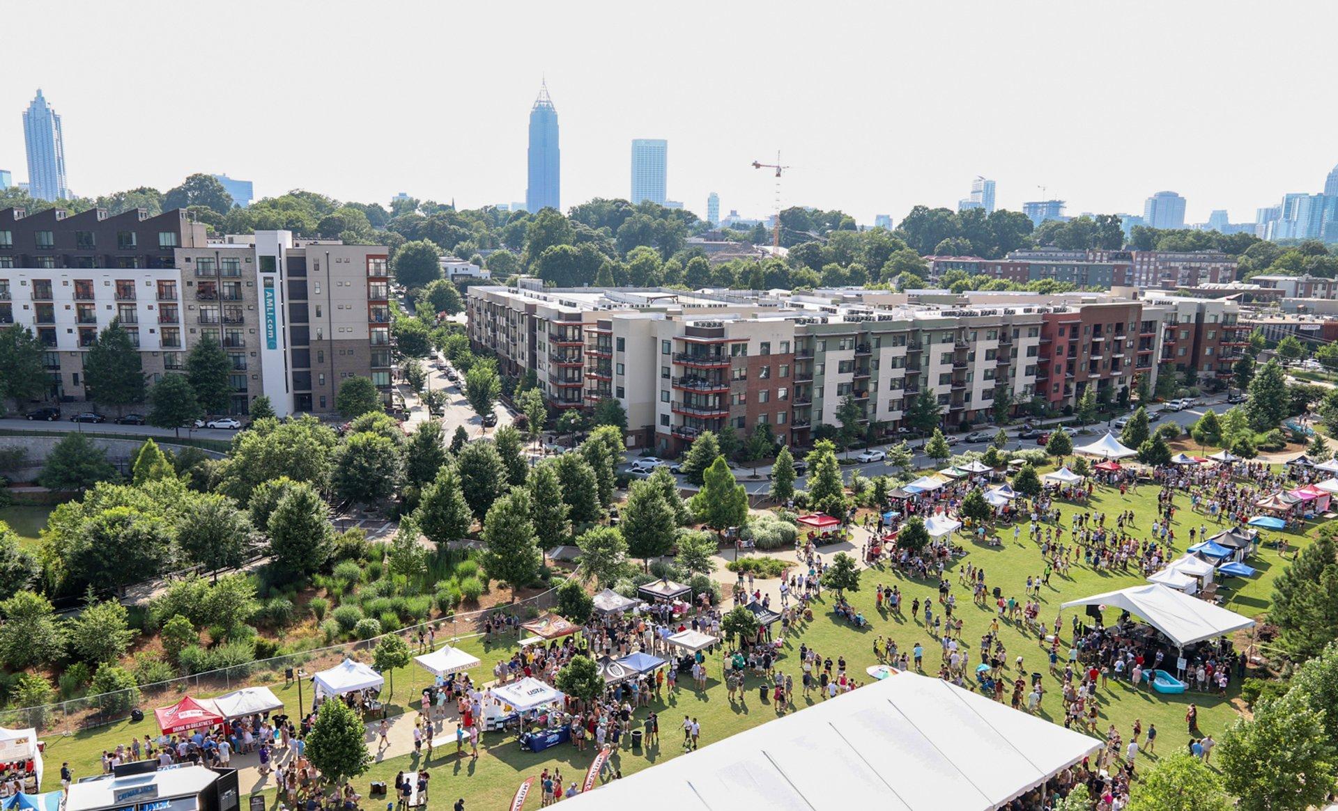 Best time for Atlanta Summer Beer Fest in Atlanta 2020