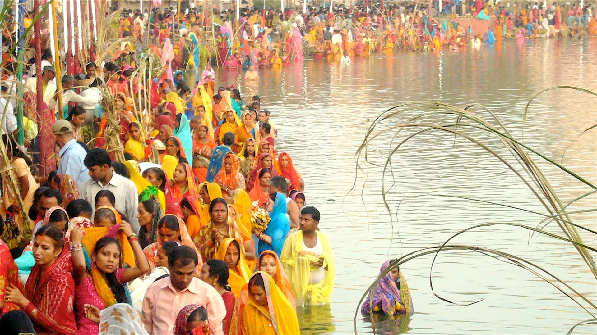 Chhath Festival in Nepal - Best Time