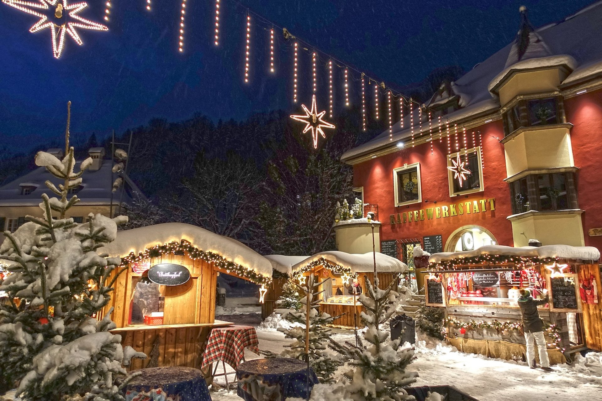 Best time for Christmas Markets at Lake Wolfgang in Austria 2019