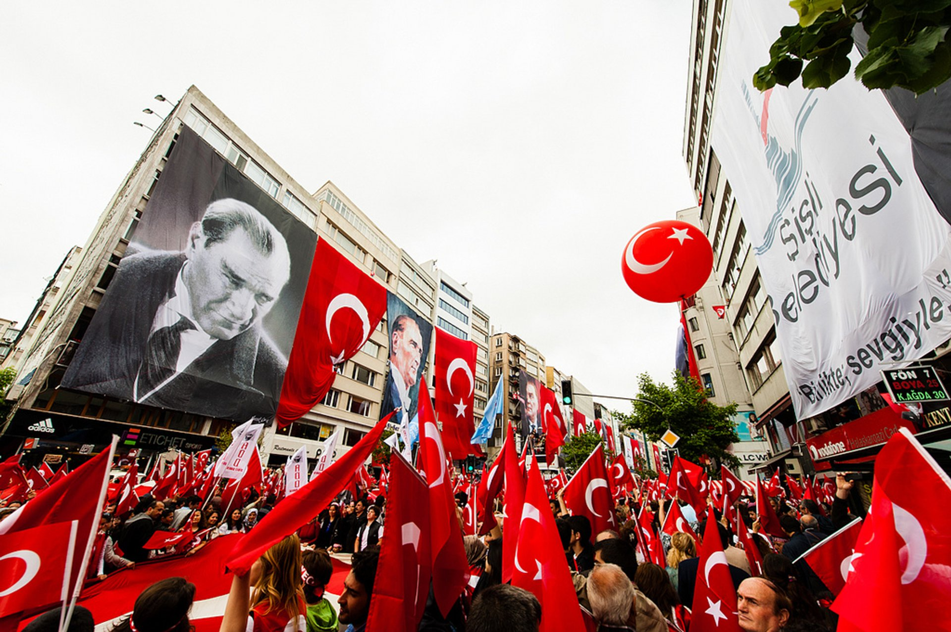 Commemoration of Atatürk, Youth & Sports Day in Istanbul 2020 - Best Time