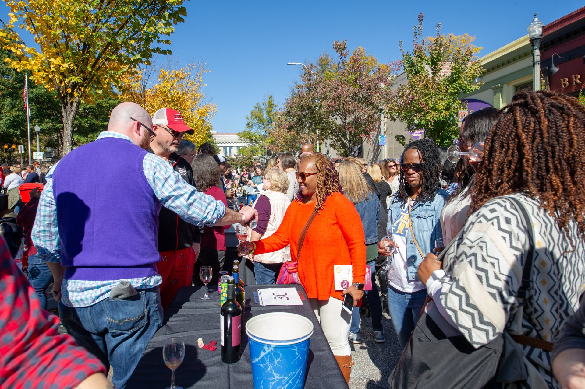 Decatur Wine Festival in Atlanta - Best Season 2020